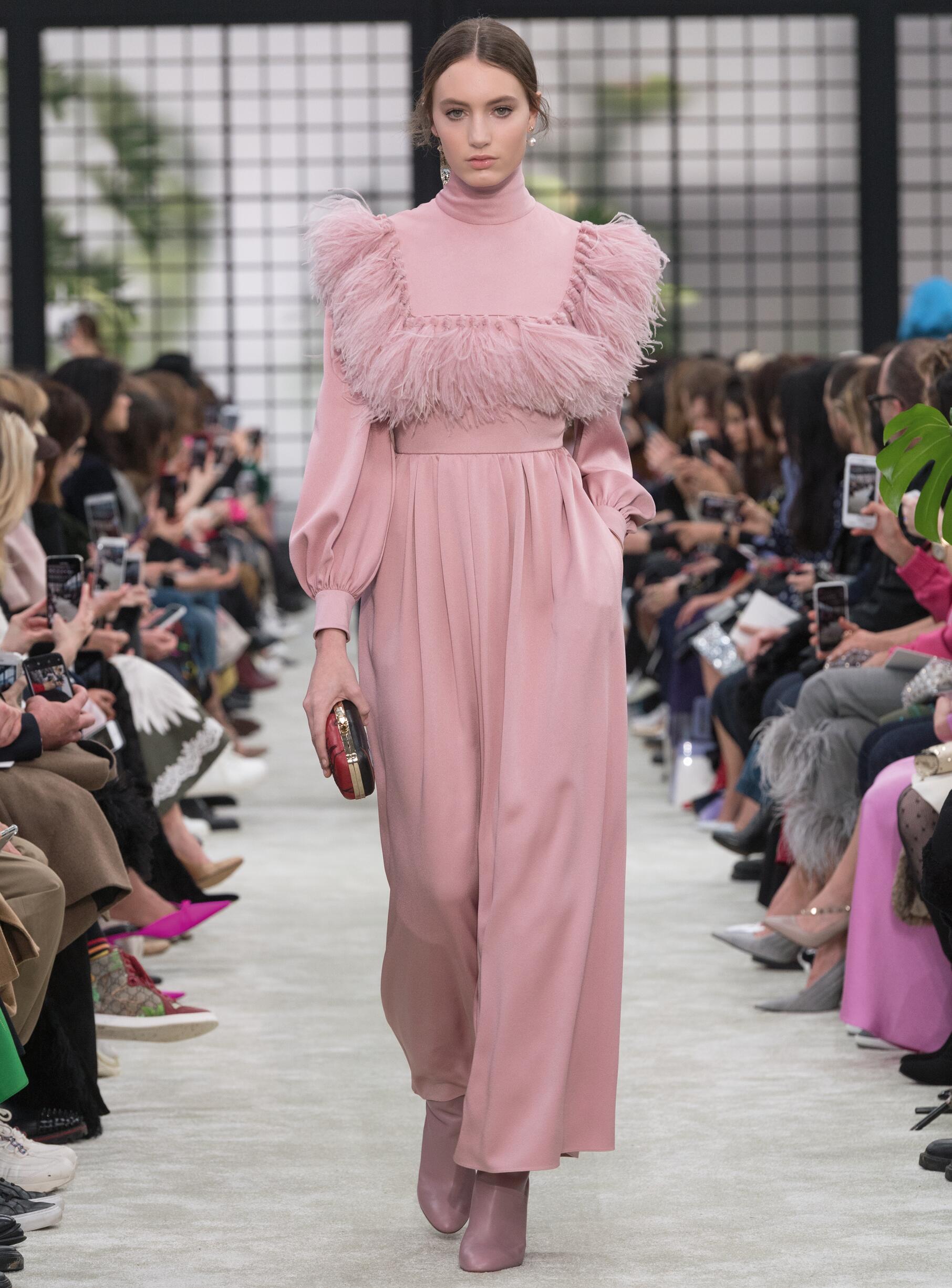 Valentino 2018 Womenswear Paris