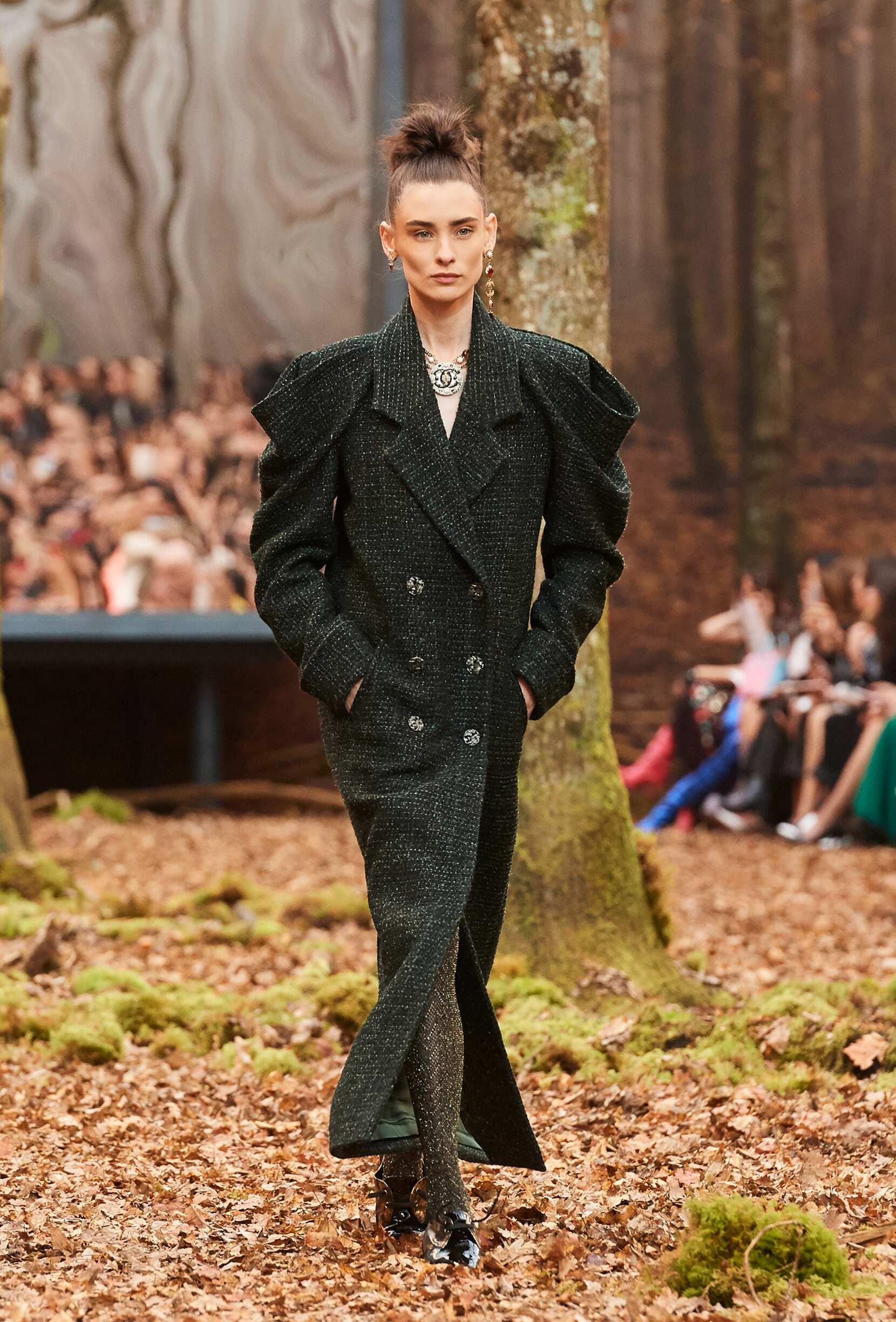 Winter 2018 Fashion Trends Chanel
