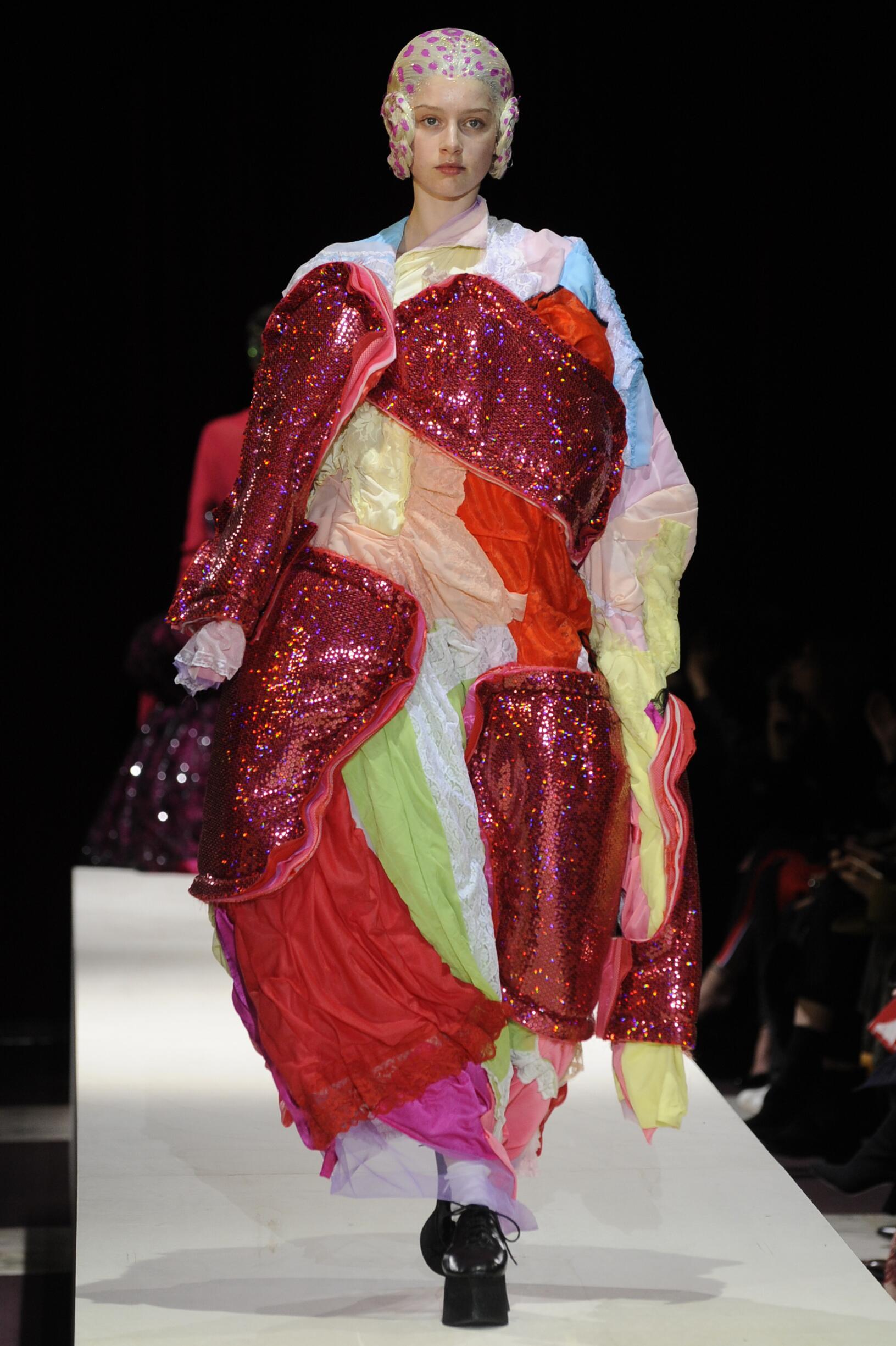 Winter 2018 Fashion Trends Comme des Garçons