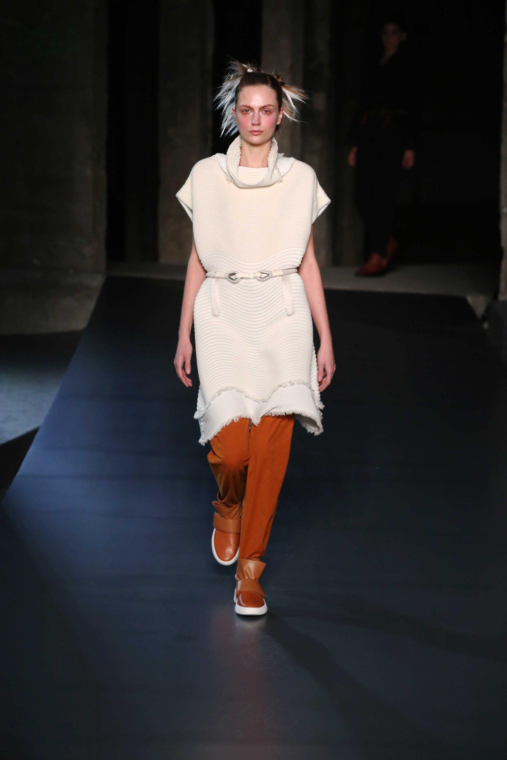 Winter 2018 Fashion Trends Issey Miyake