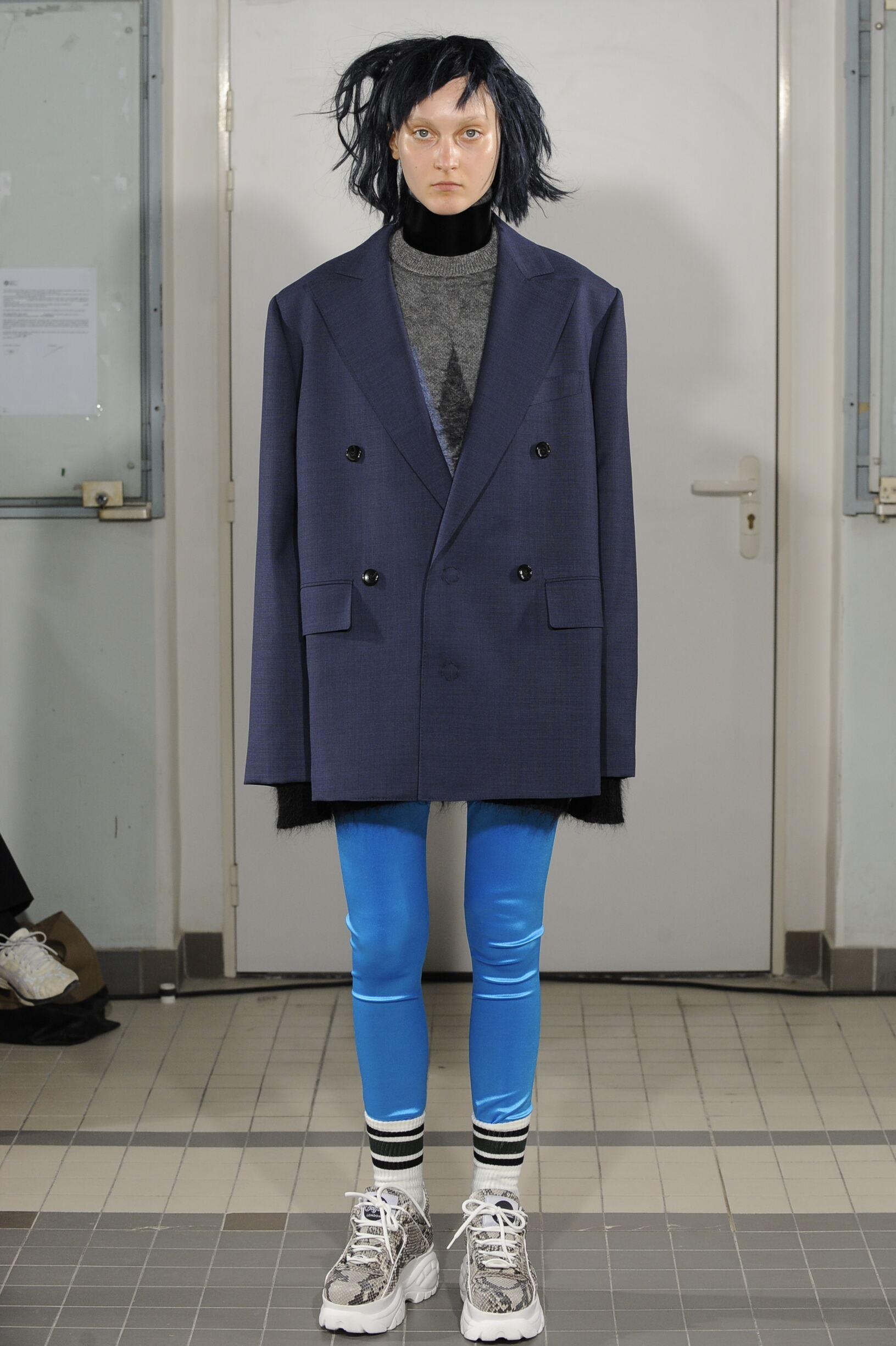 Winter 2018 Fashion Trends Junya Watanabe