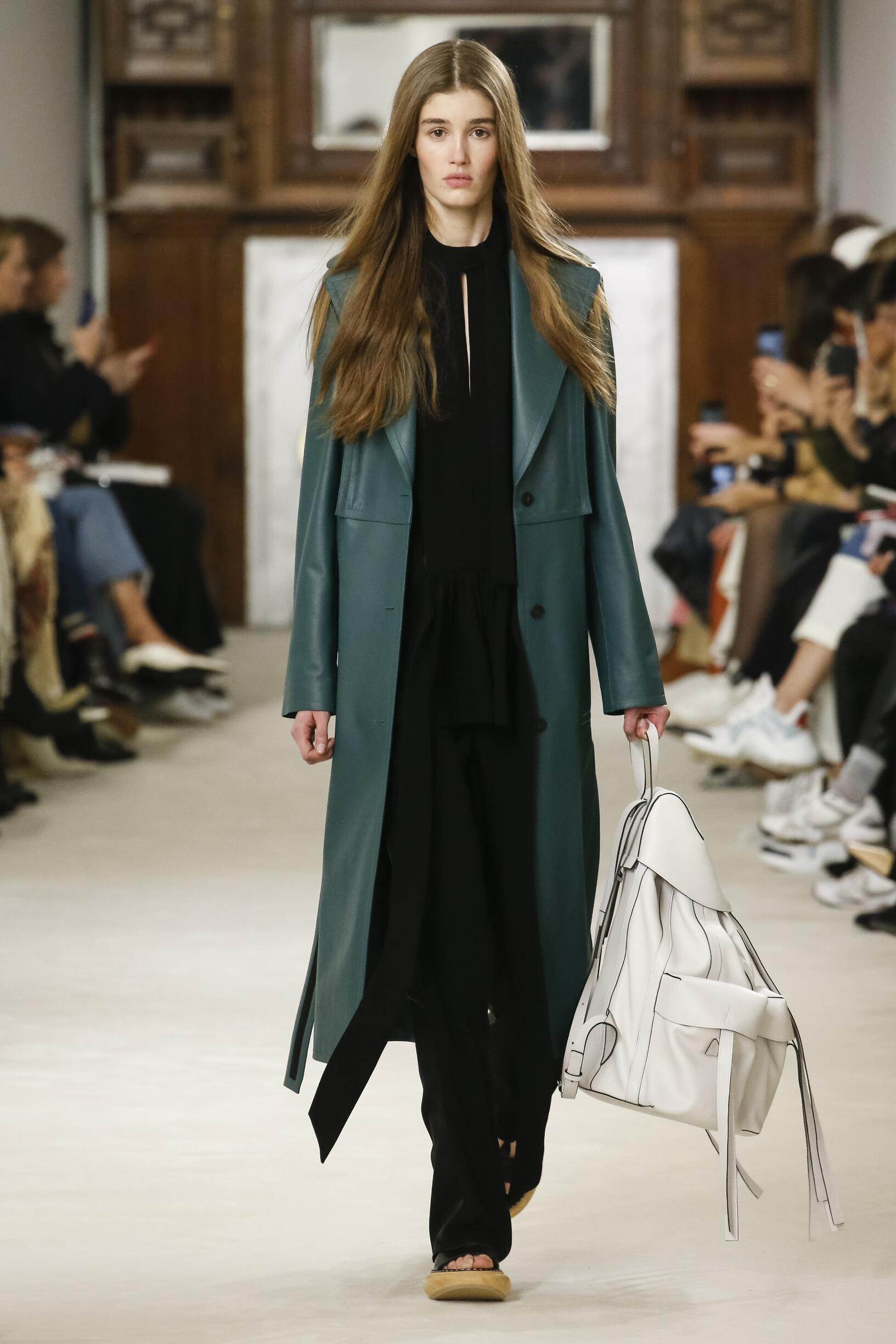 Winter 2018 Fashion Trends Loewe