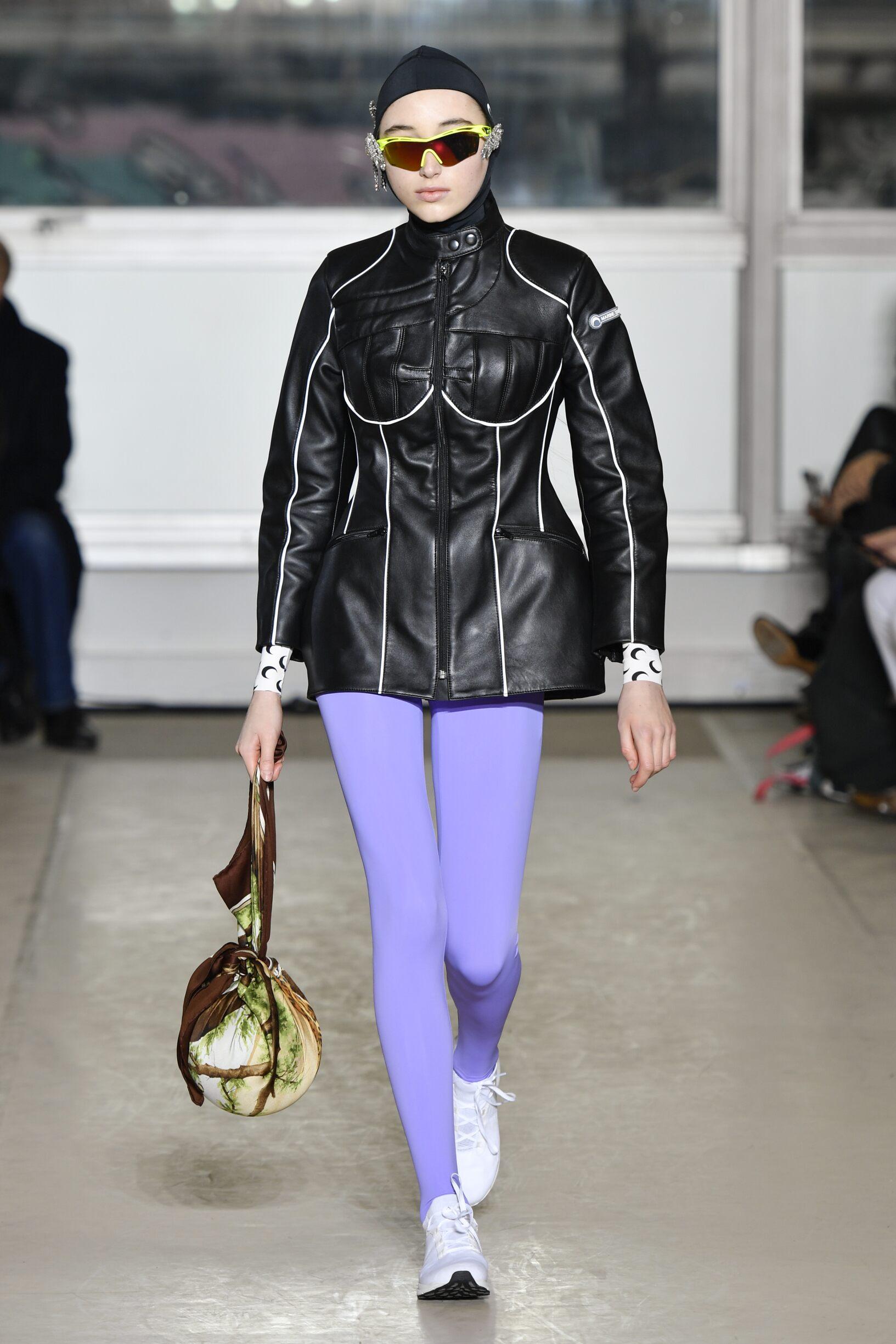 Winter 2018 Fashion Trends Marine Serre