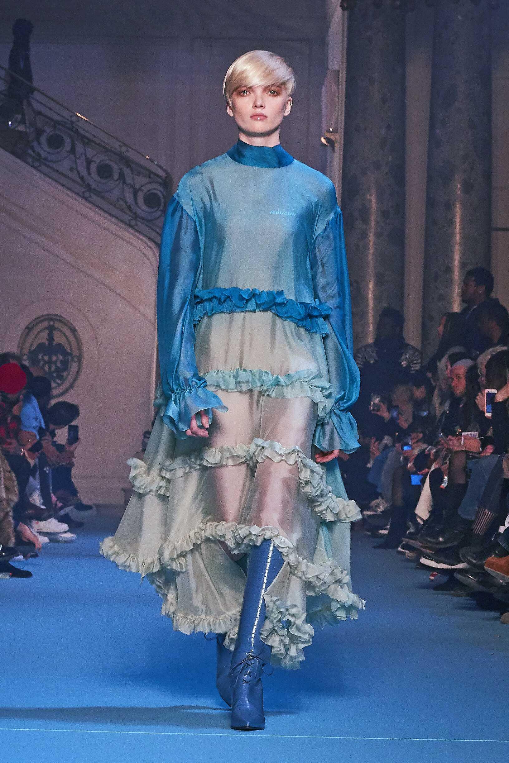 Winter 2018 Fashion Trends Off-White