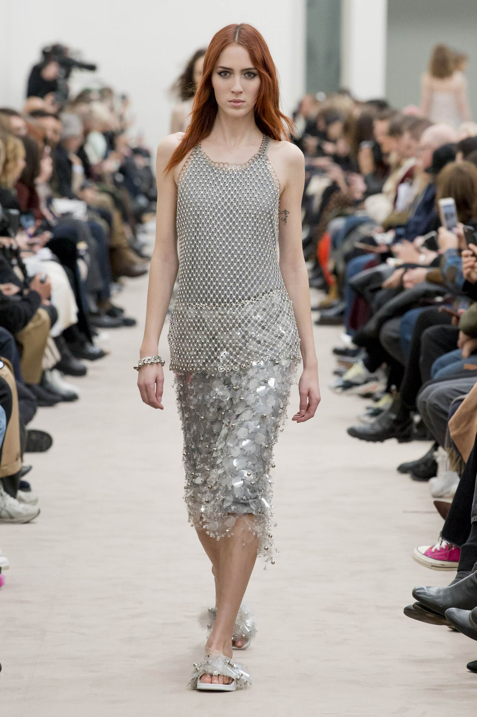 Winter 2018 Fashion Trends Paco Rabanne