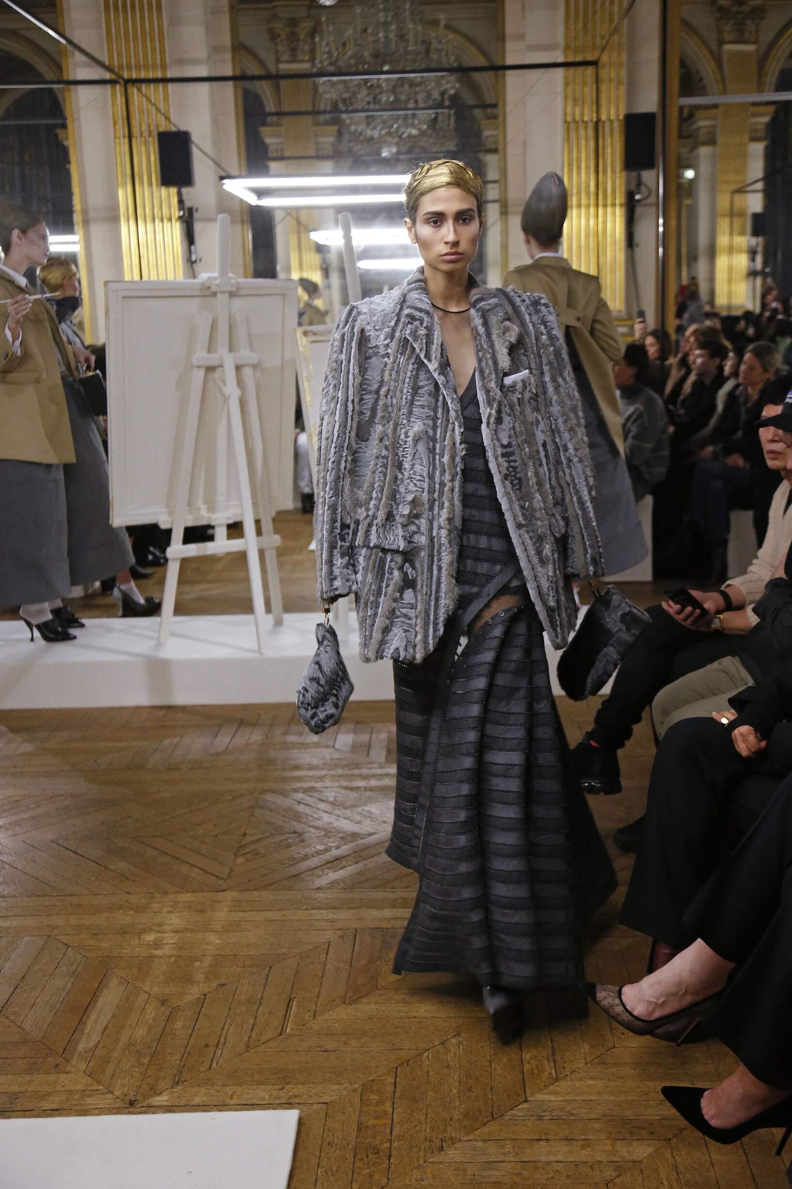Winter 2018 Fashion Trends Thom Browne