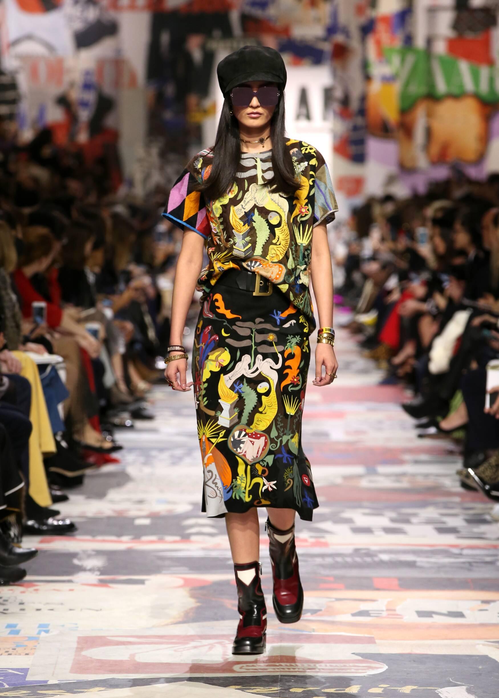 Winter 2018 Woman Trends Dior