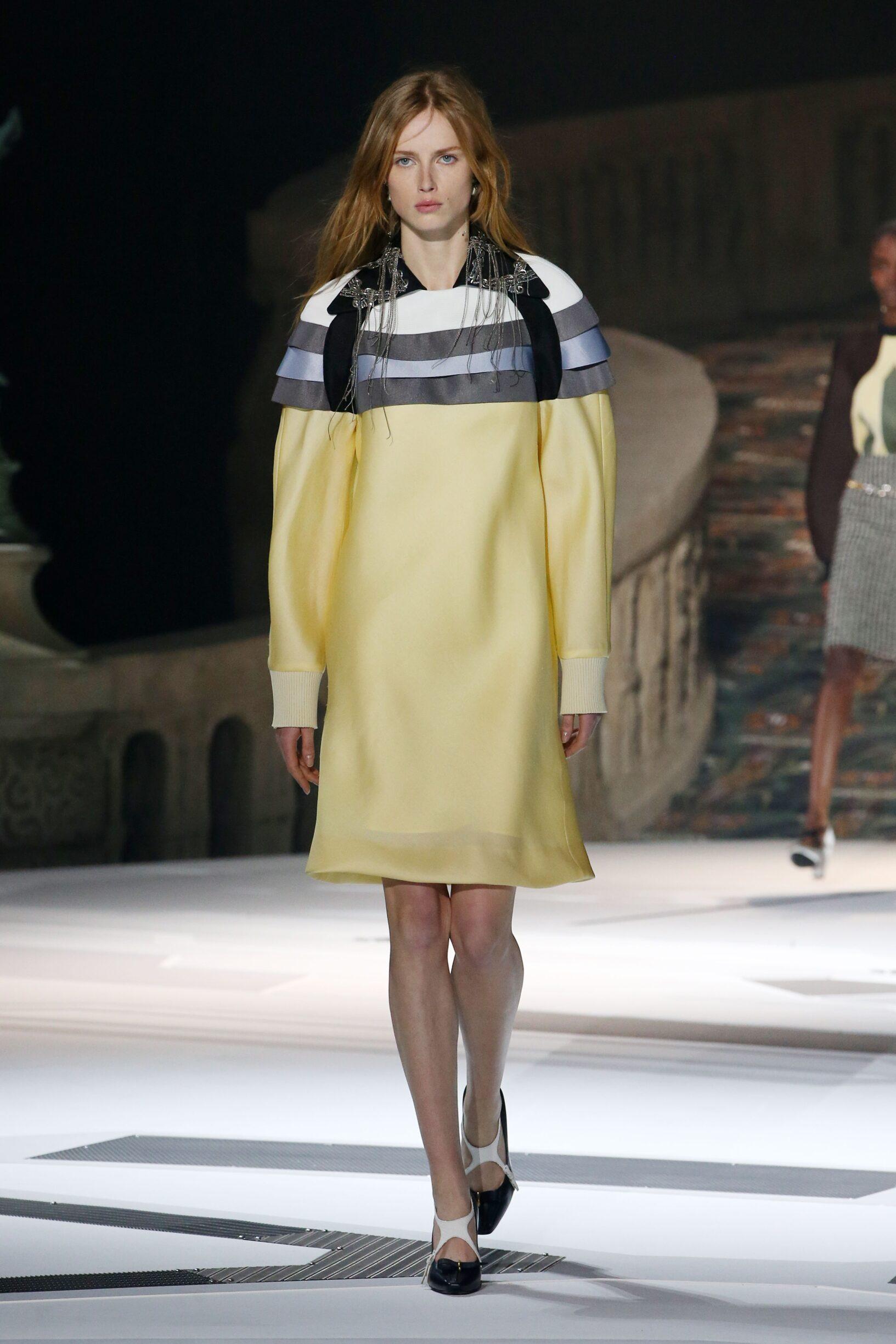 Winter 2018 Woman Trends Louis Vuitton