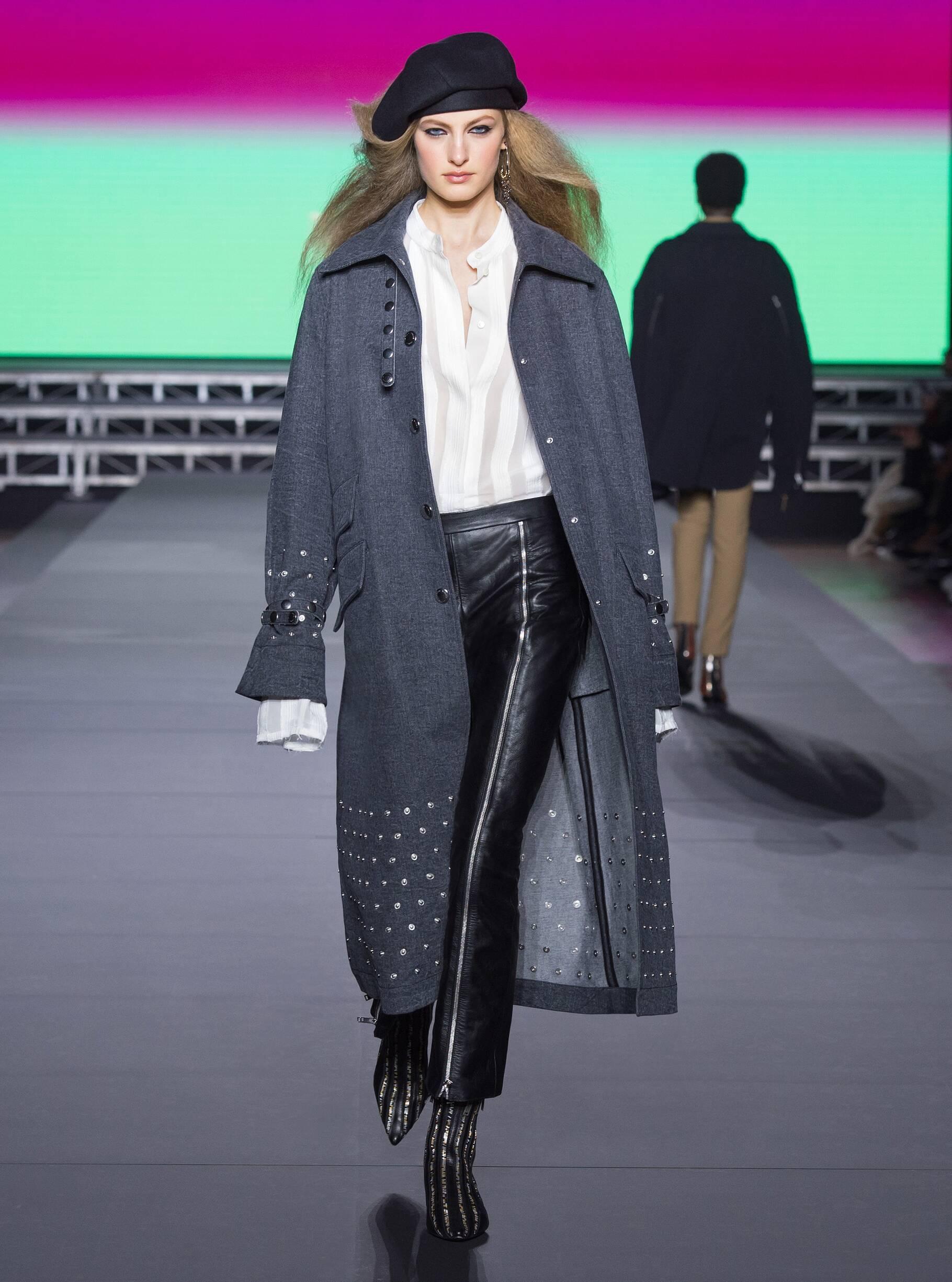 Winter 2018 Woman Trends Sonia Rykiel
