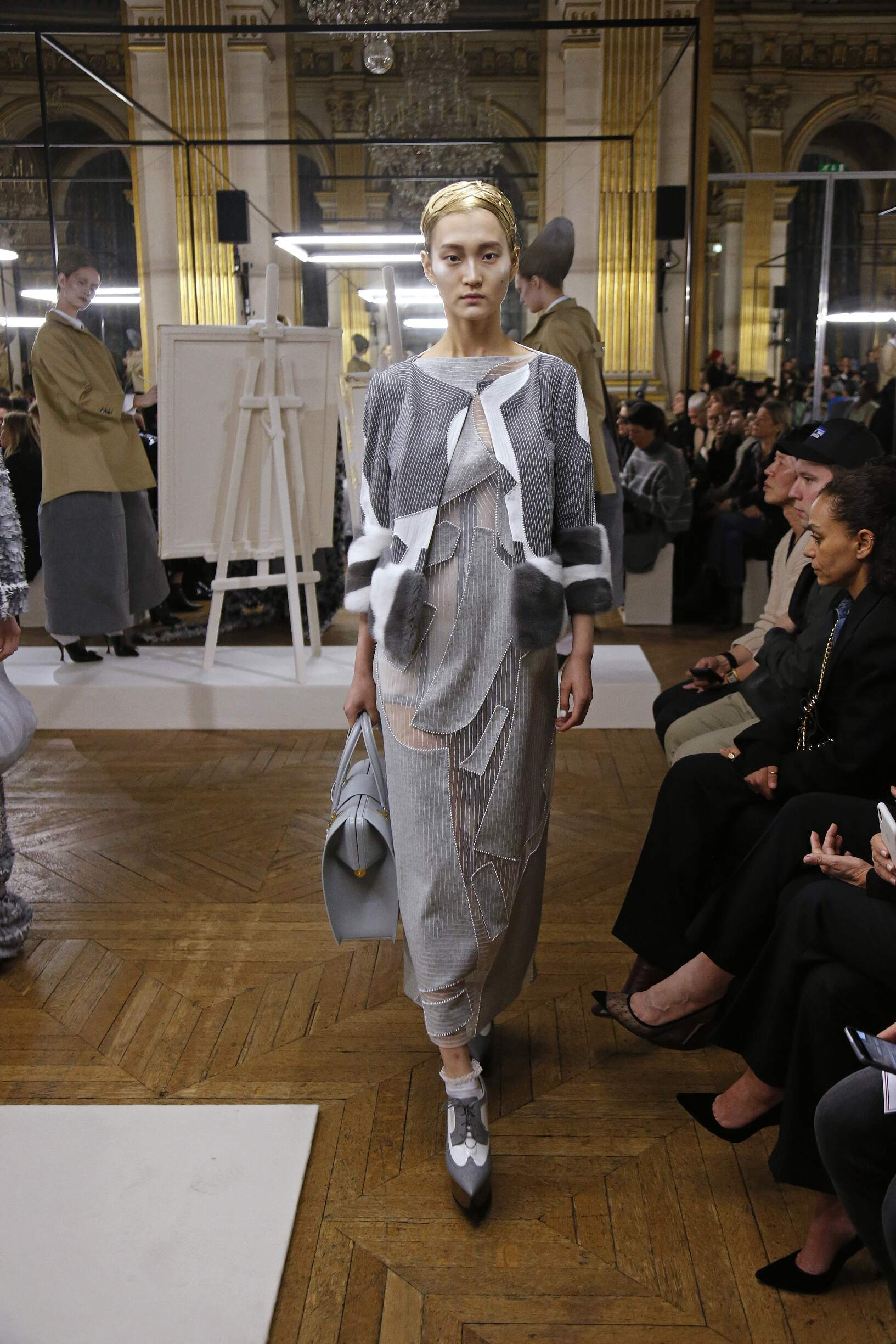 Winter 2018 Woman Trends Thom Browne
