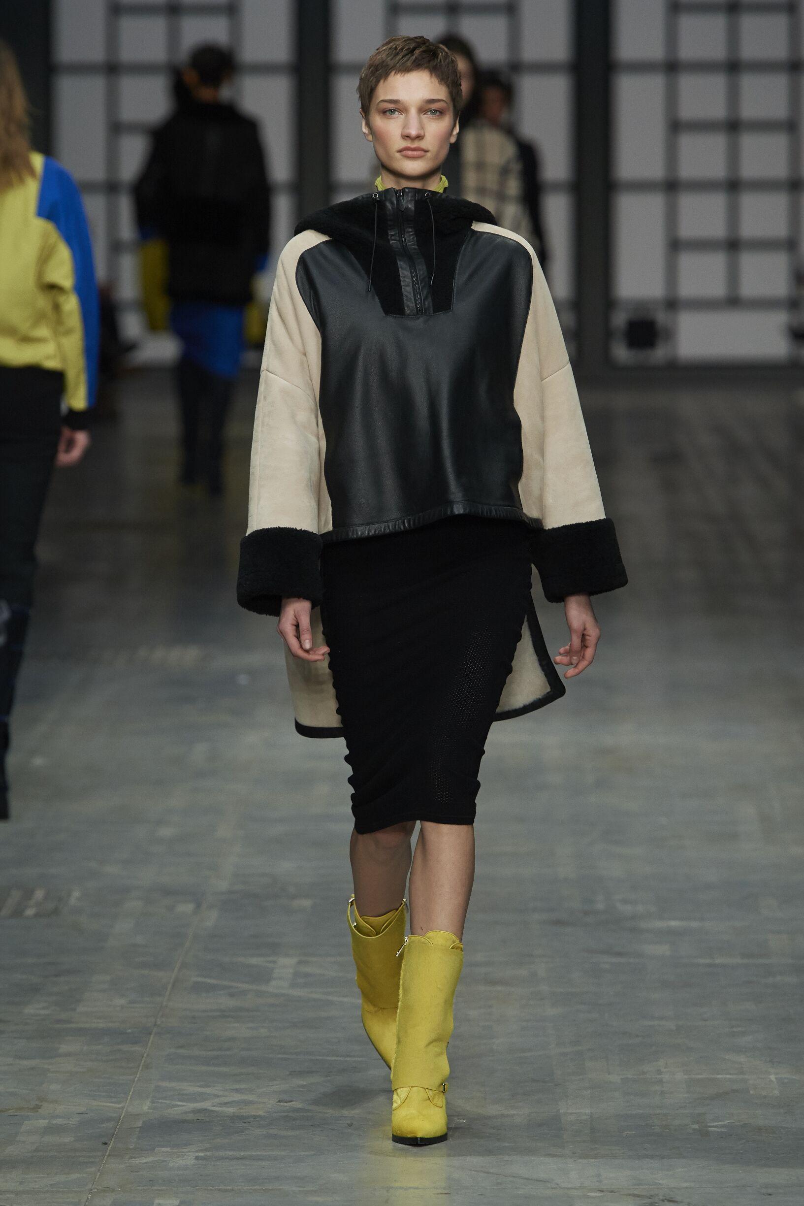 Winter 2018 Woman Trends Trussardi