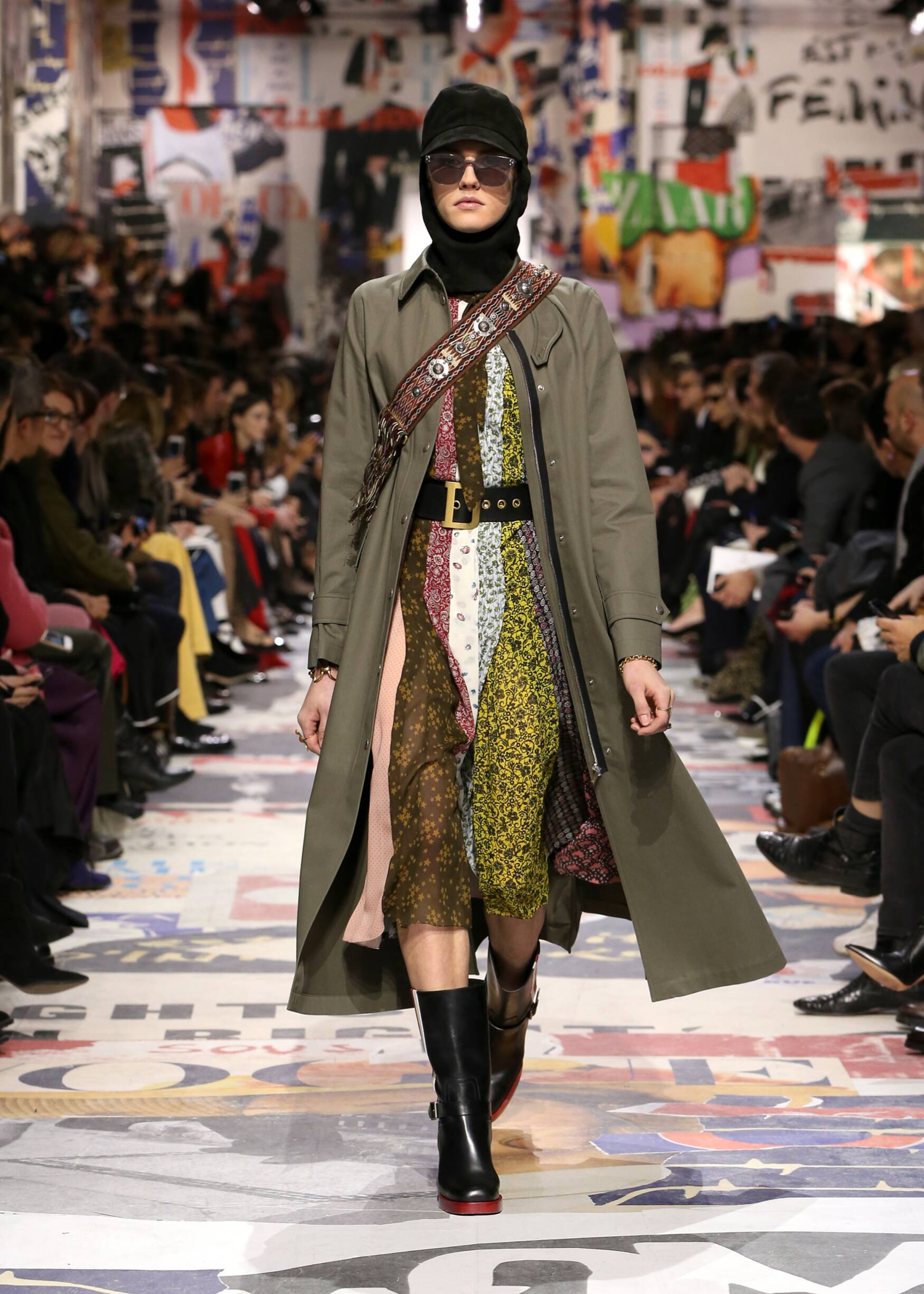 Woman FW 2018-19 Dior Fashion Show Paris