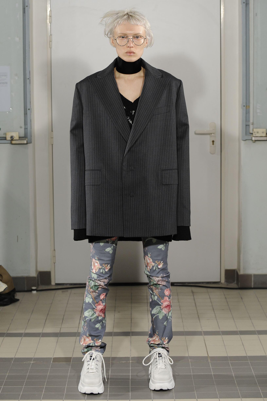 Woman FW 2018 19 Fashion Show Junya Watanabe