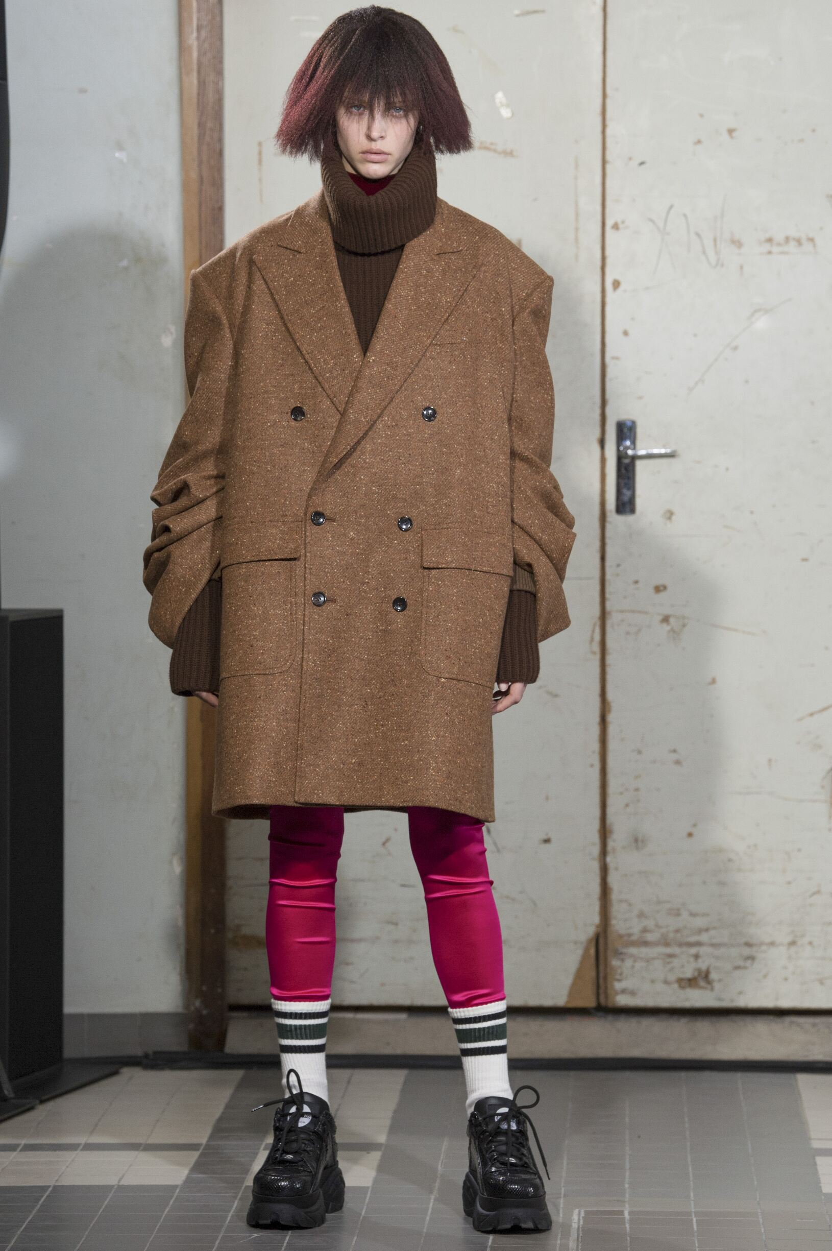 Woman FW 2018 19 Junya Watanabe Fashion Show Paris