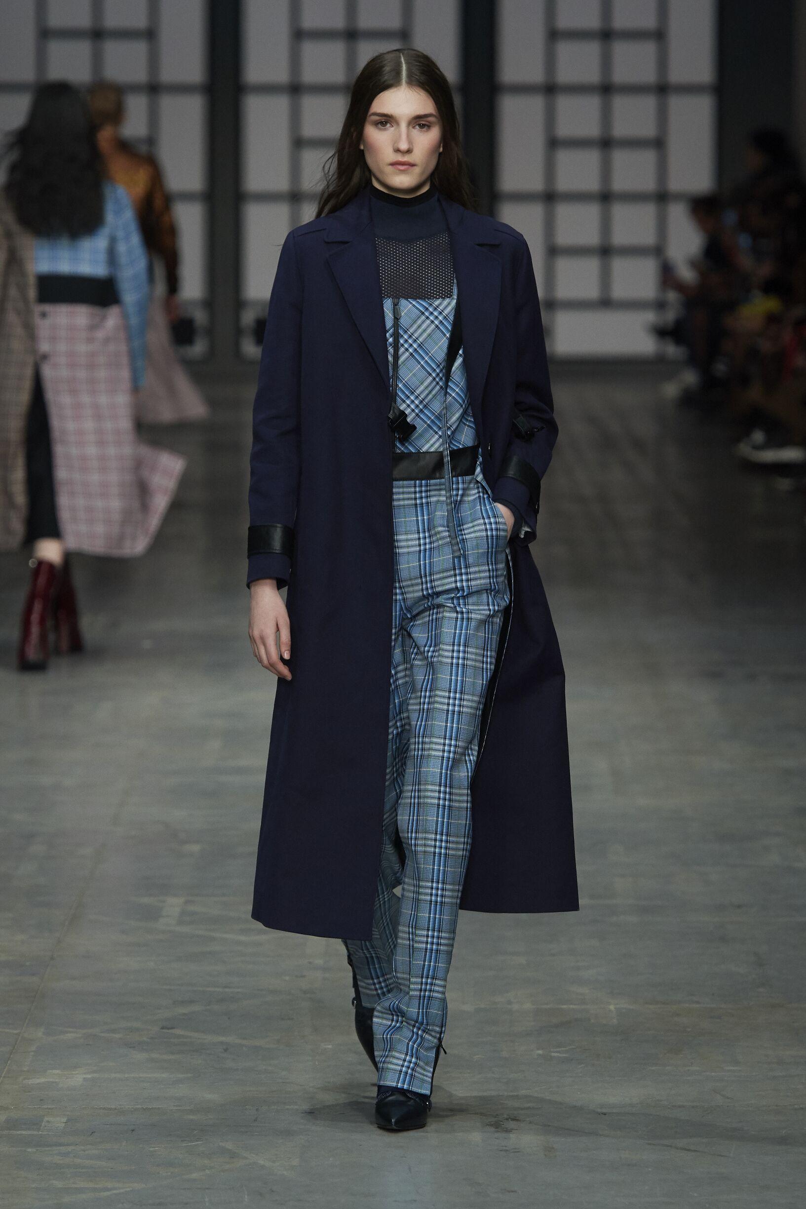 Woman FW 2018-19 Trussardi Fashion Show Milan