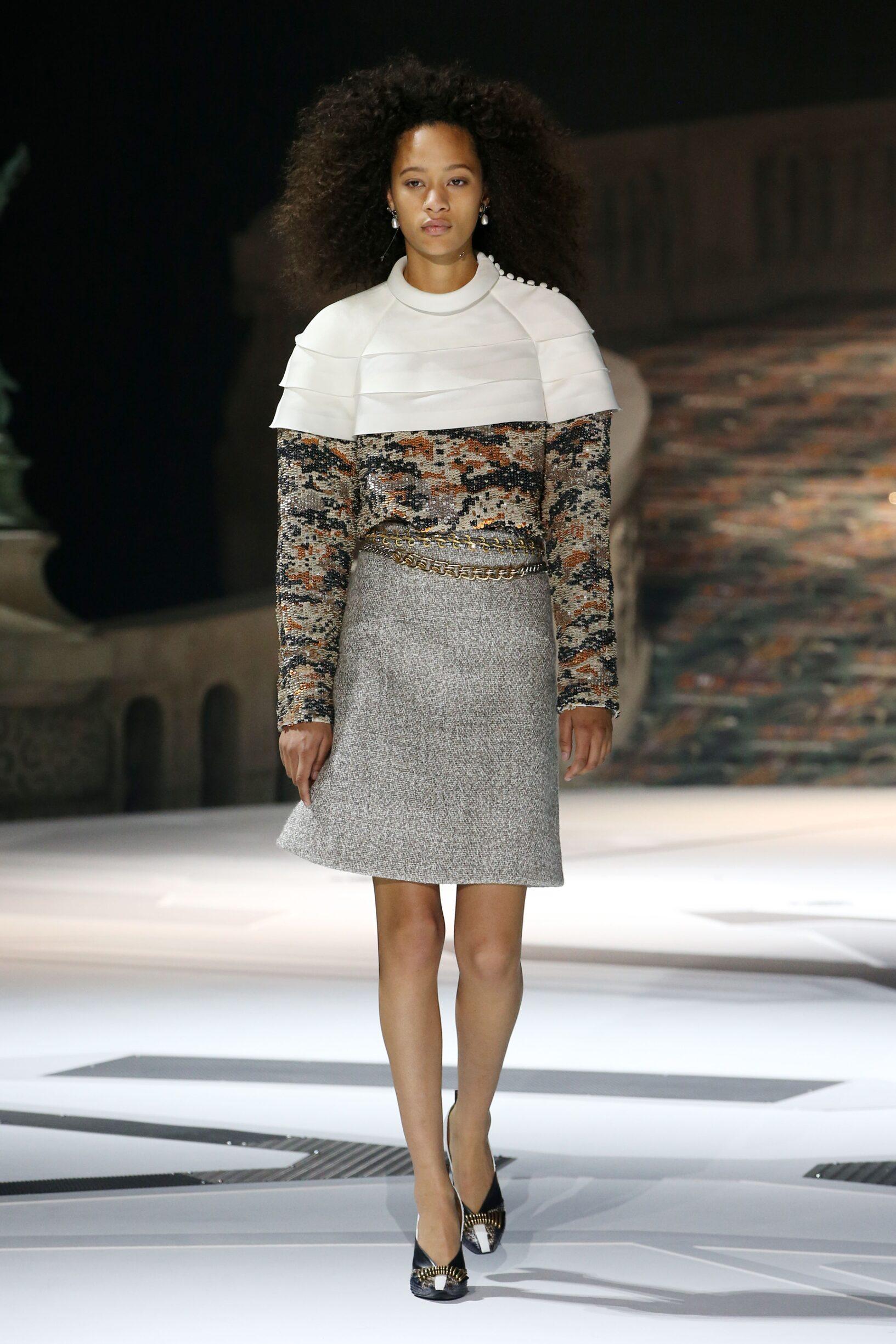 Woman FW 2018 Louis Vuitton