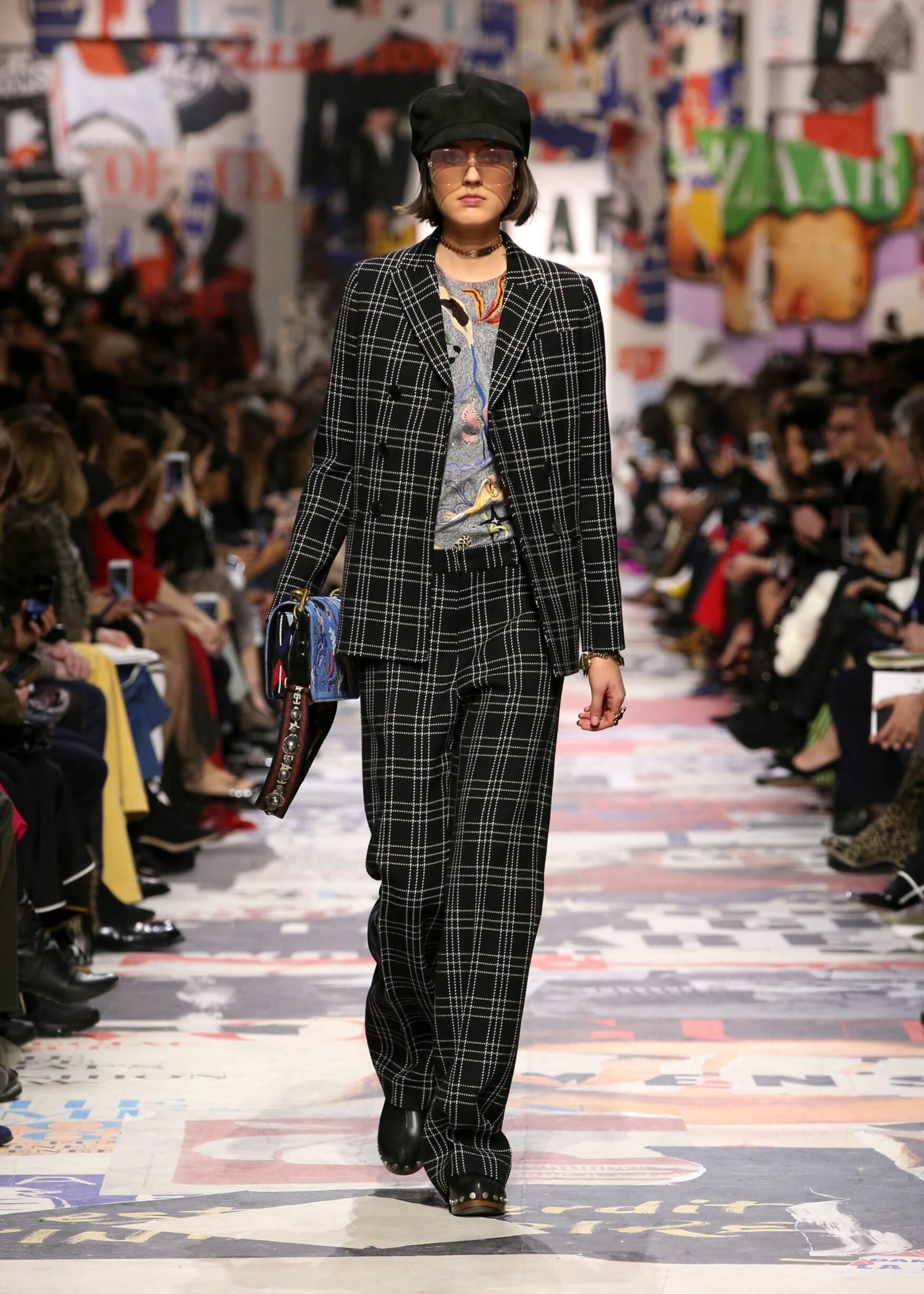 Woman Fall 2018 Fashion Trends Dior