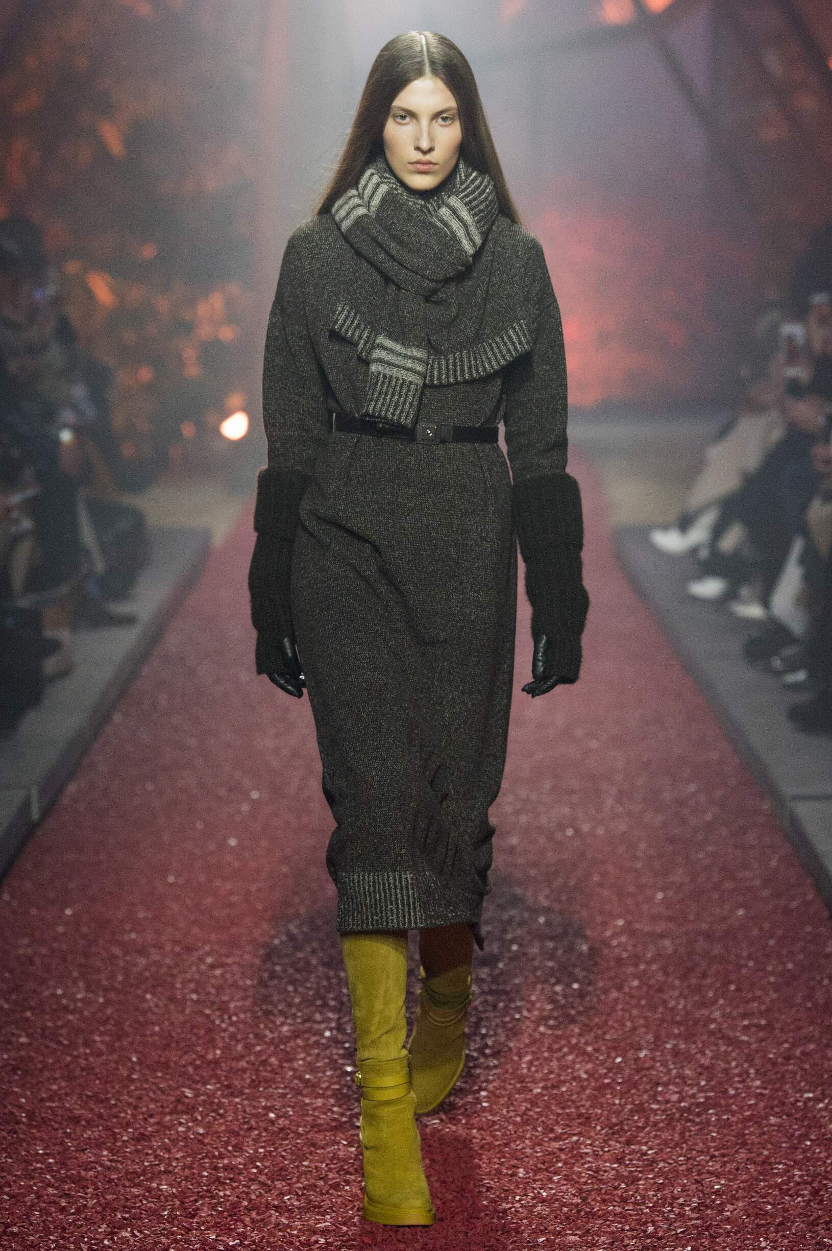 HERMÈS FALL WINTER 2018 WOMEN'S COLLECTION | The Skinny Beep