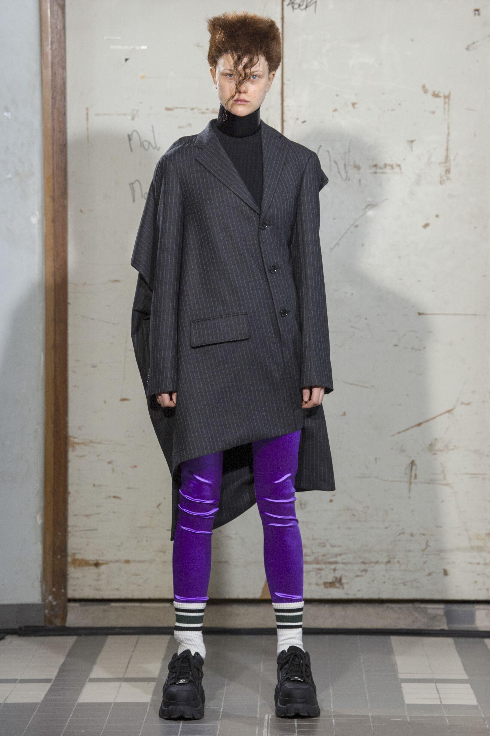 Woman Fall 2018 Fashion Trends Junya Watanabe