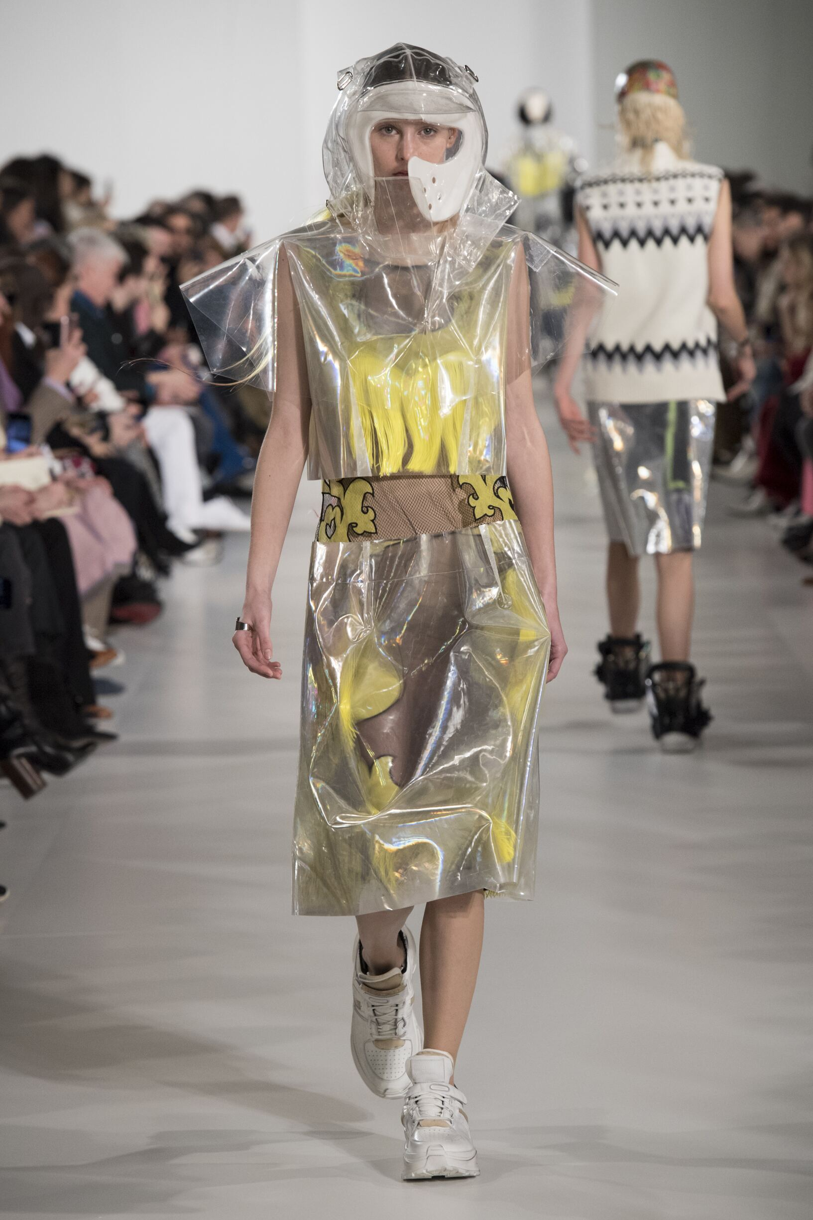 Woman Fall 2018 Fashion Trends Maison Margiela
