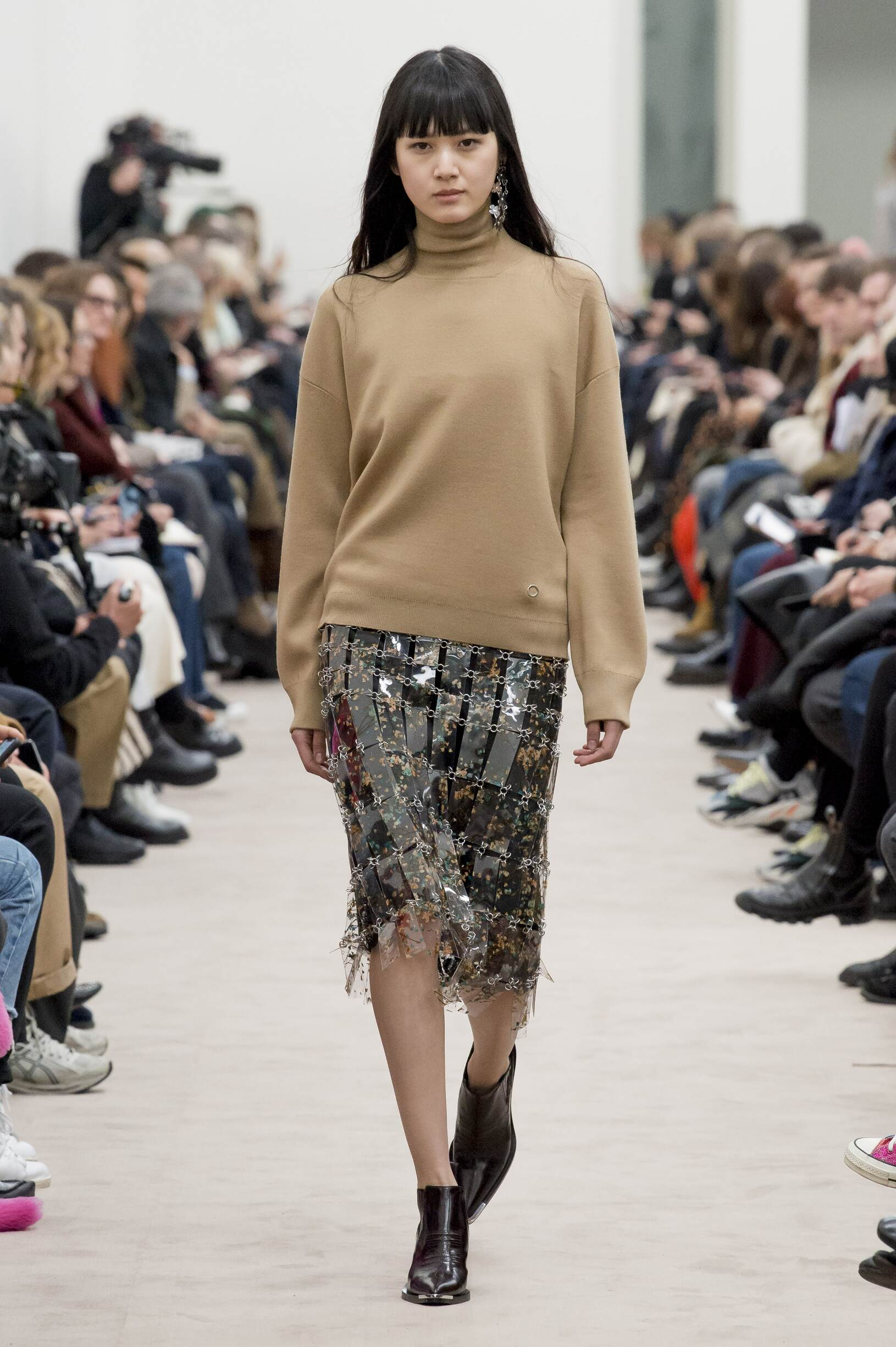 Woman Fall 2018 Fashion Trends Paco Rabanne