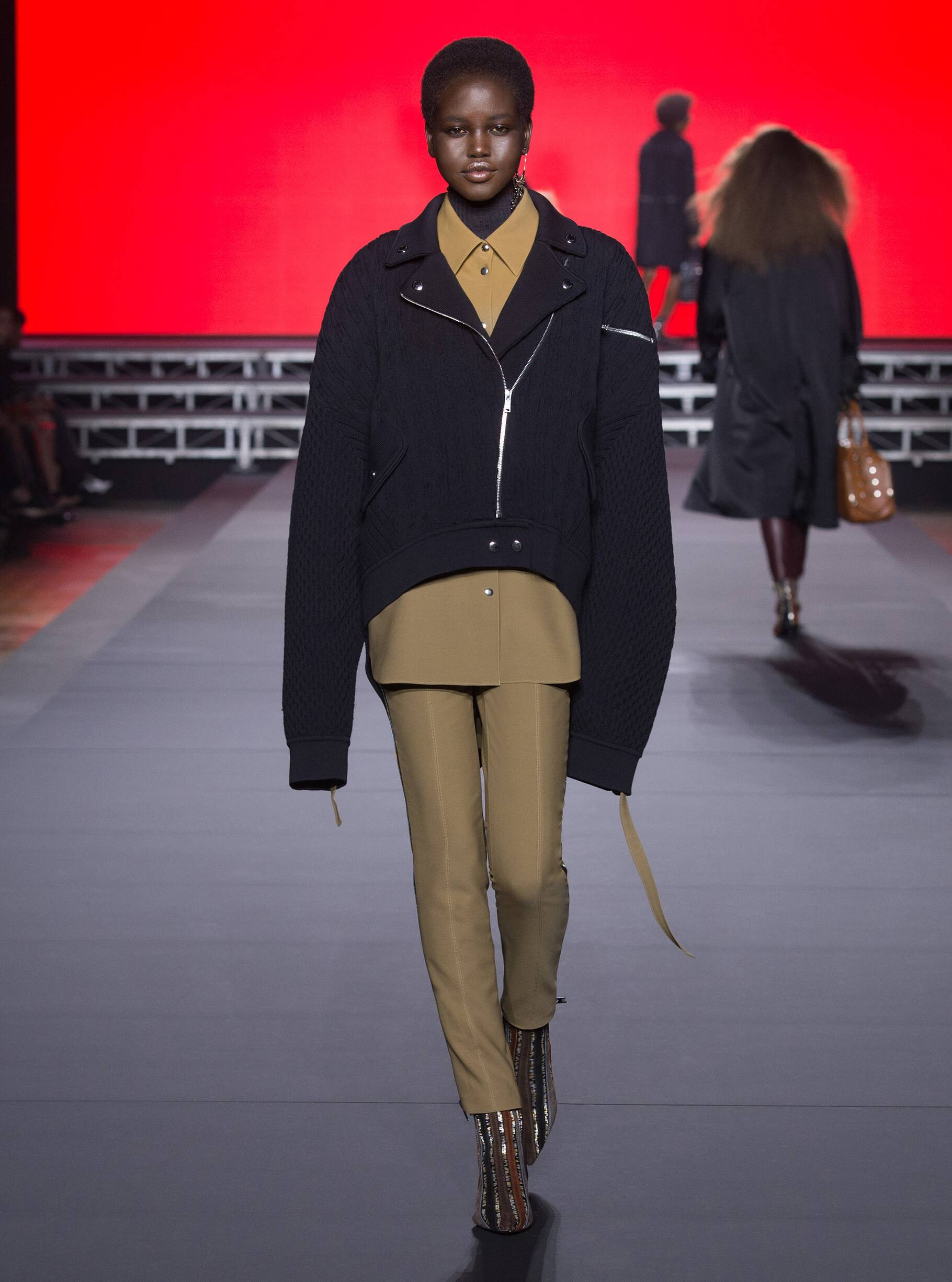 Woman Fall 2018 Fashion Trends Sonia Rykiel