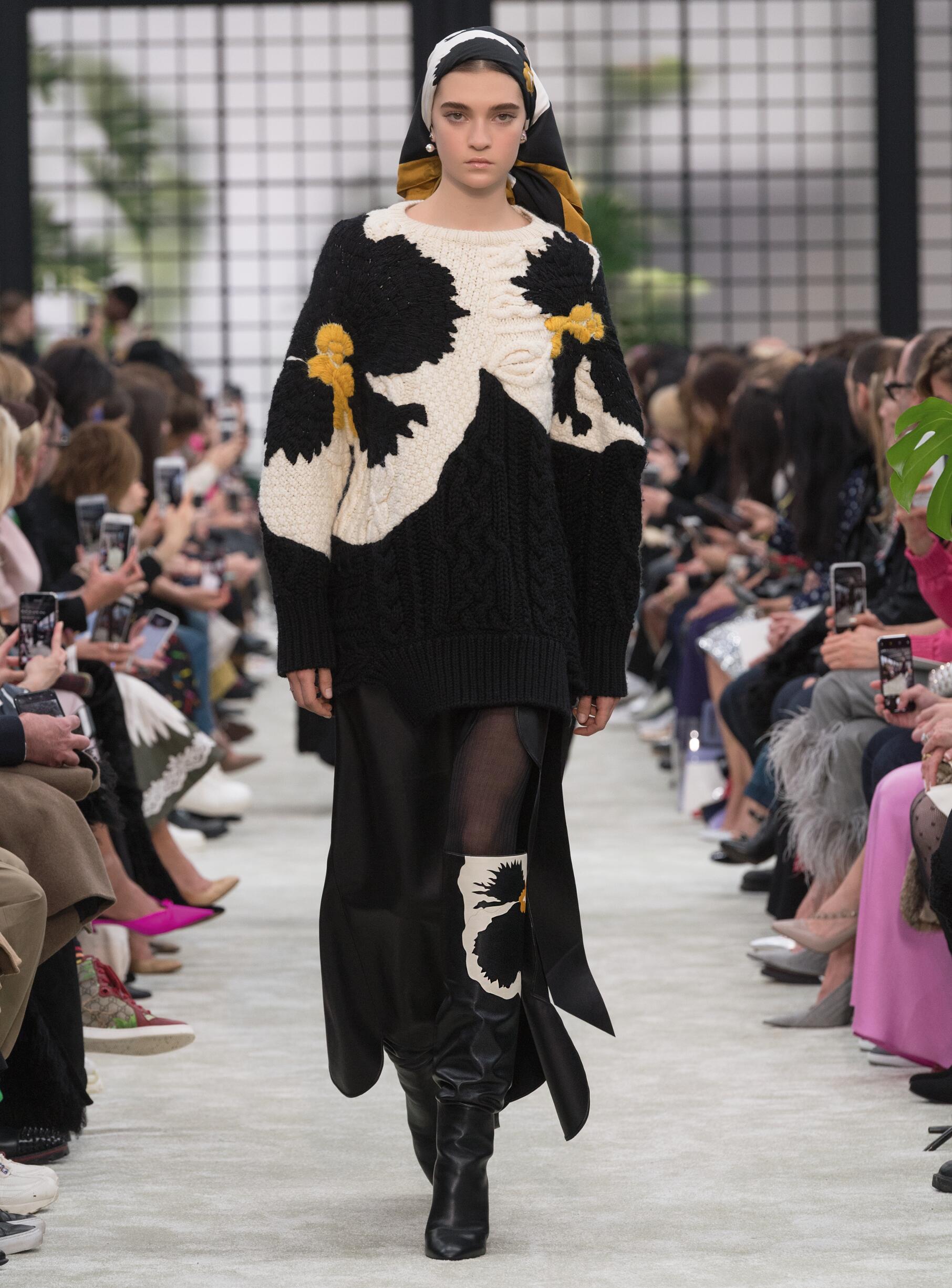 Woman Fall 2018 Fashion Trends Valentino