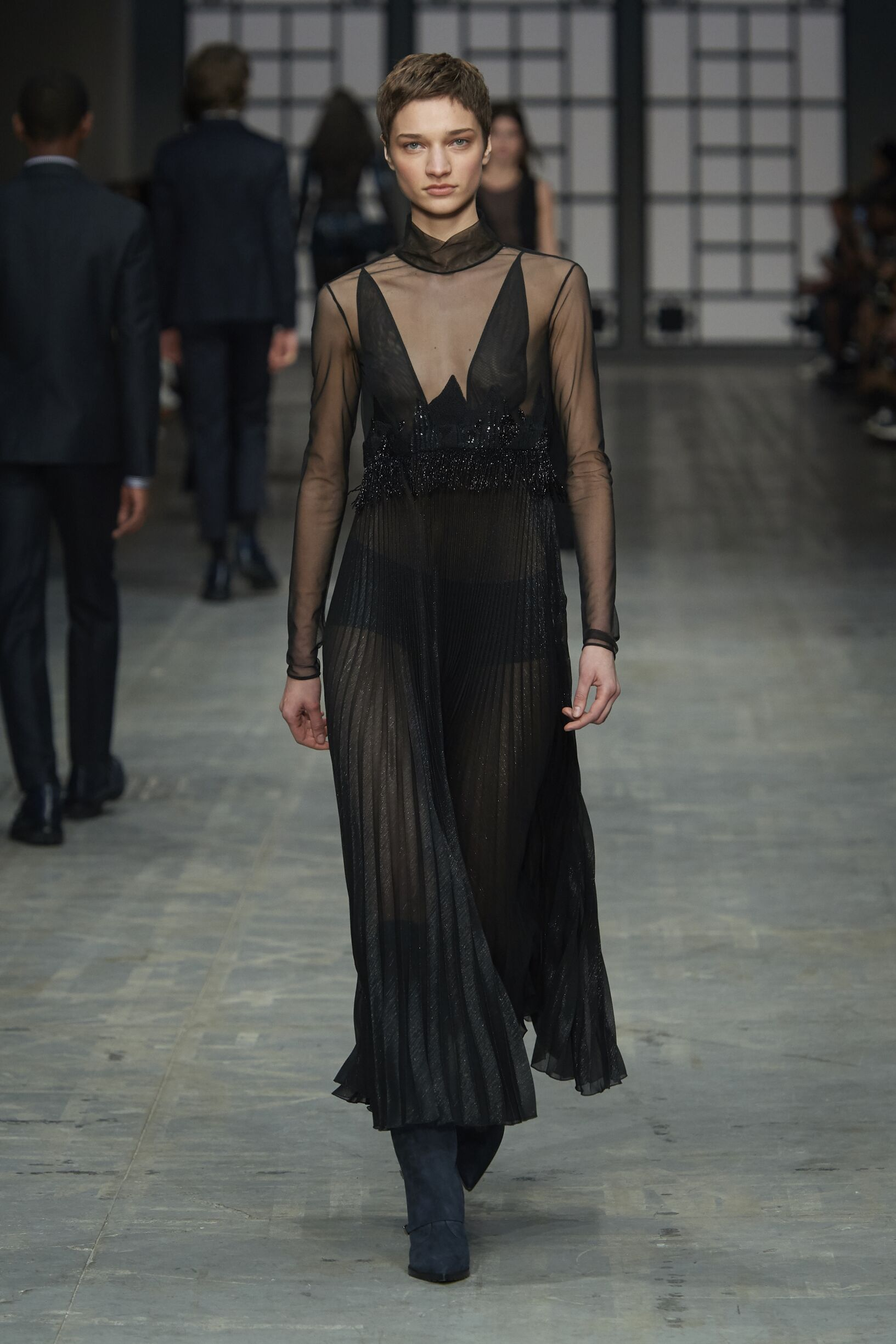 Womenswear Colors Trussardi 2018