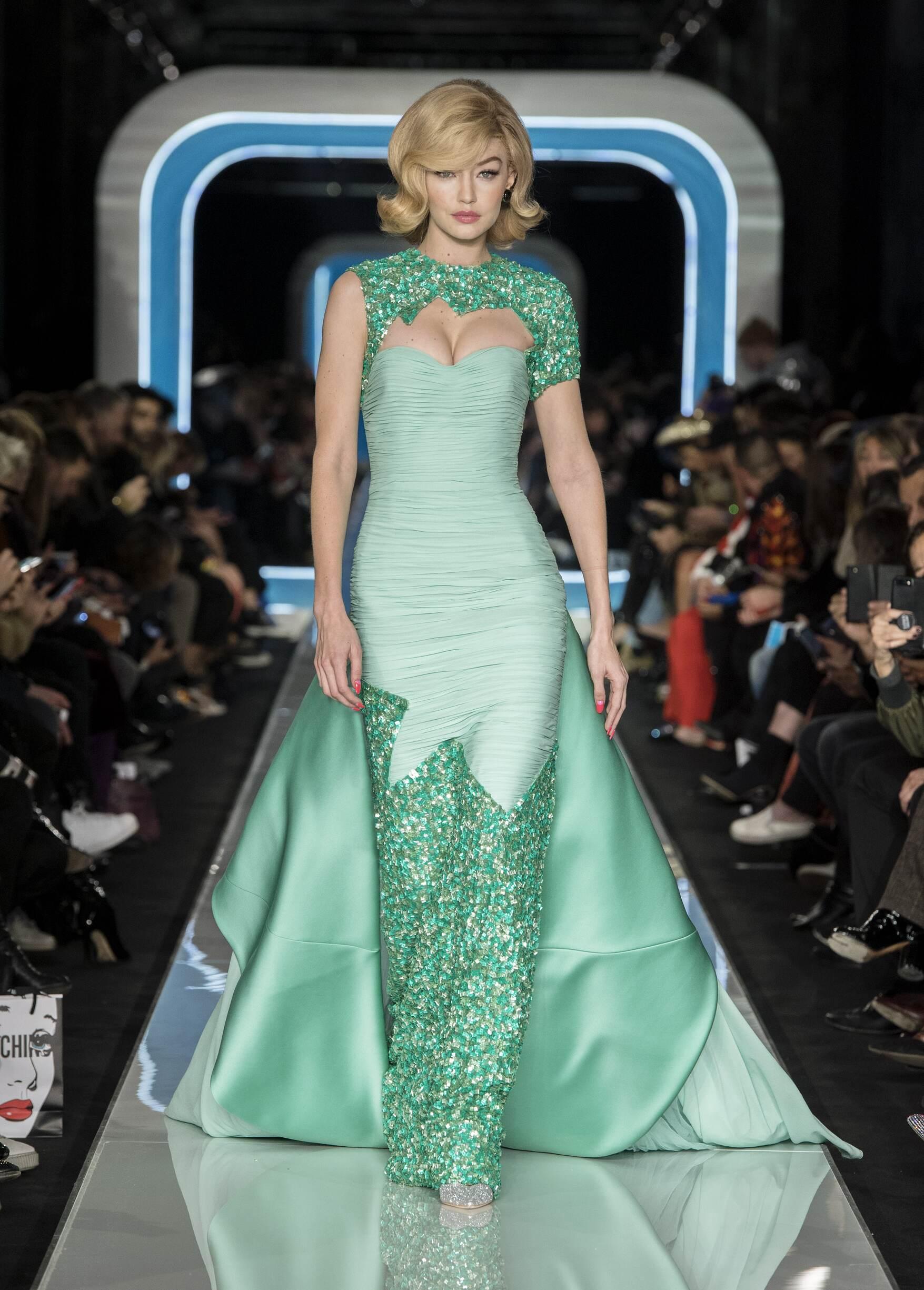 Womenswear Dress Moschino 2018