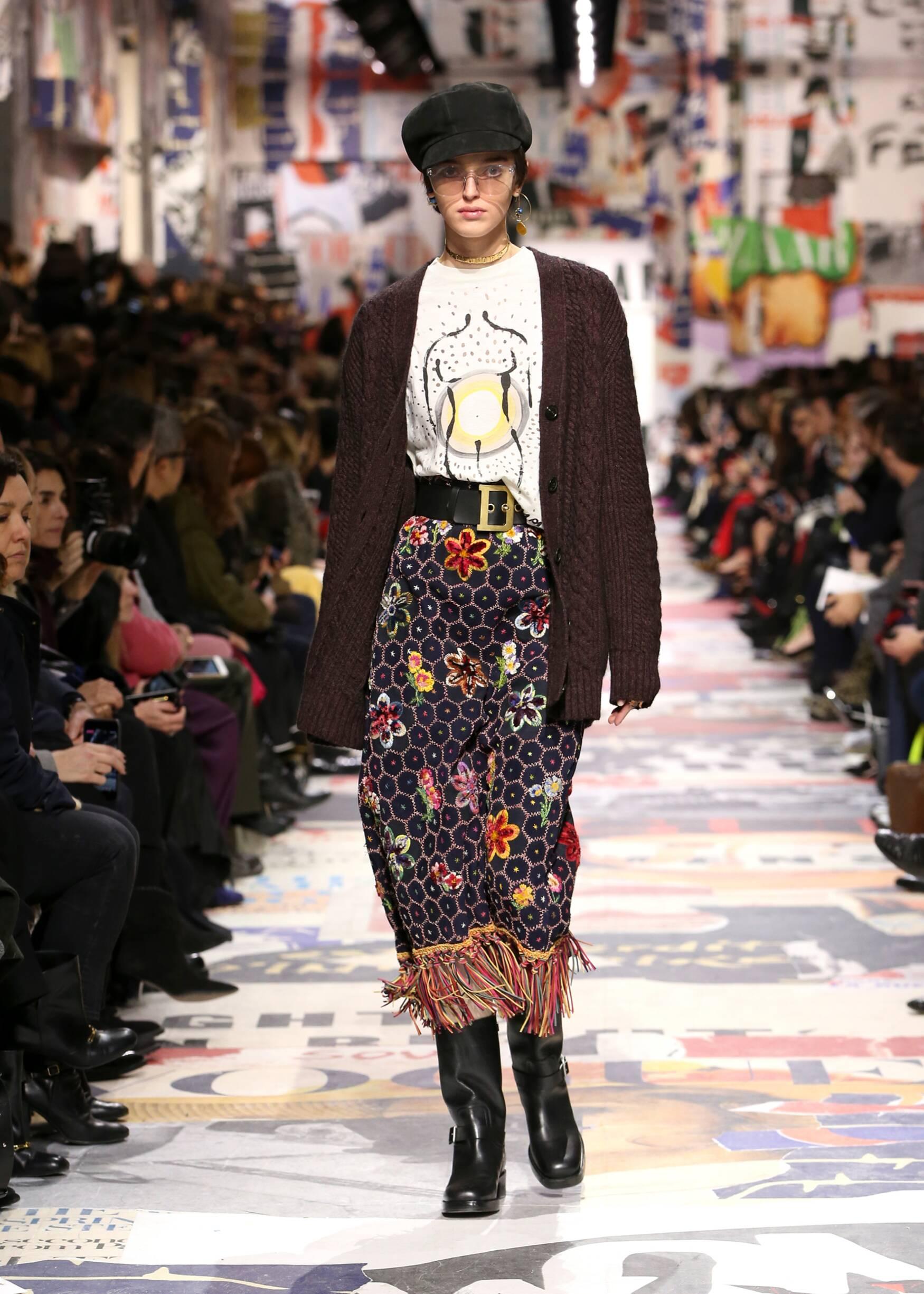 Womenswear FW Dior 2018-19