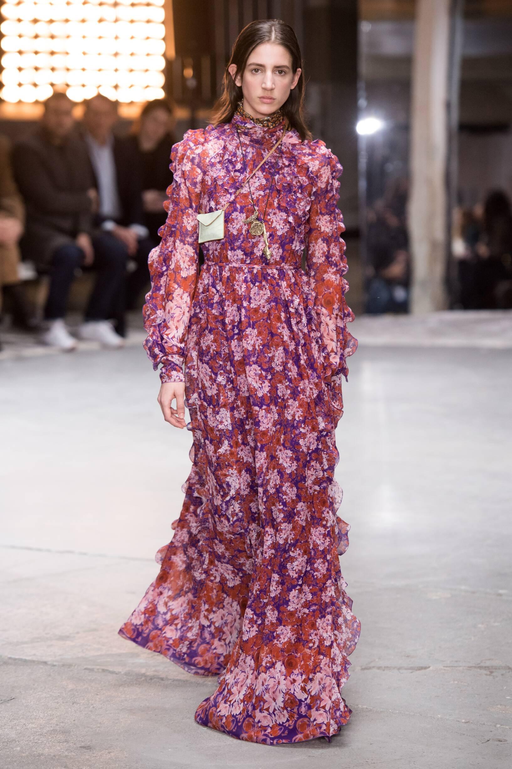 Womenswear FW Giambattista Valli 2018-19