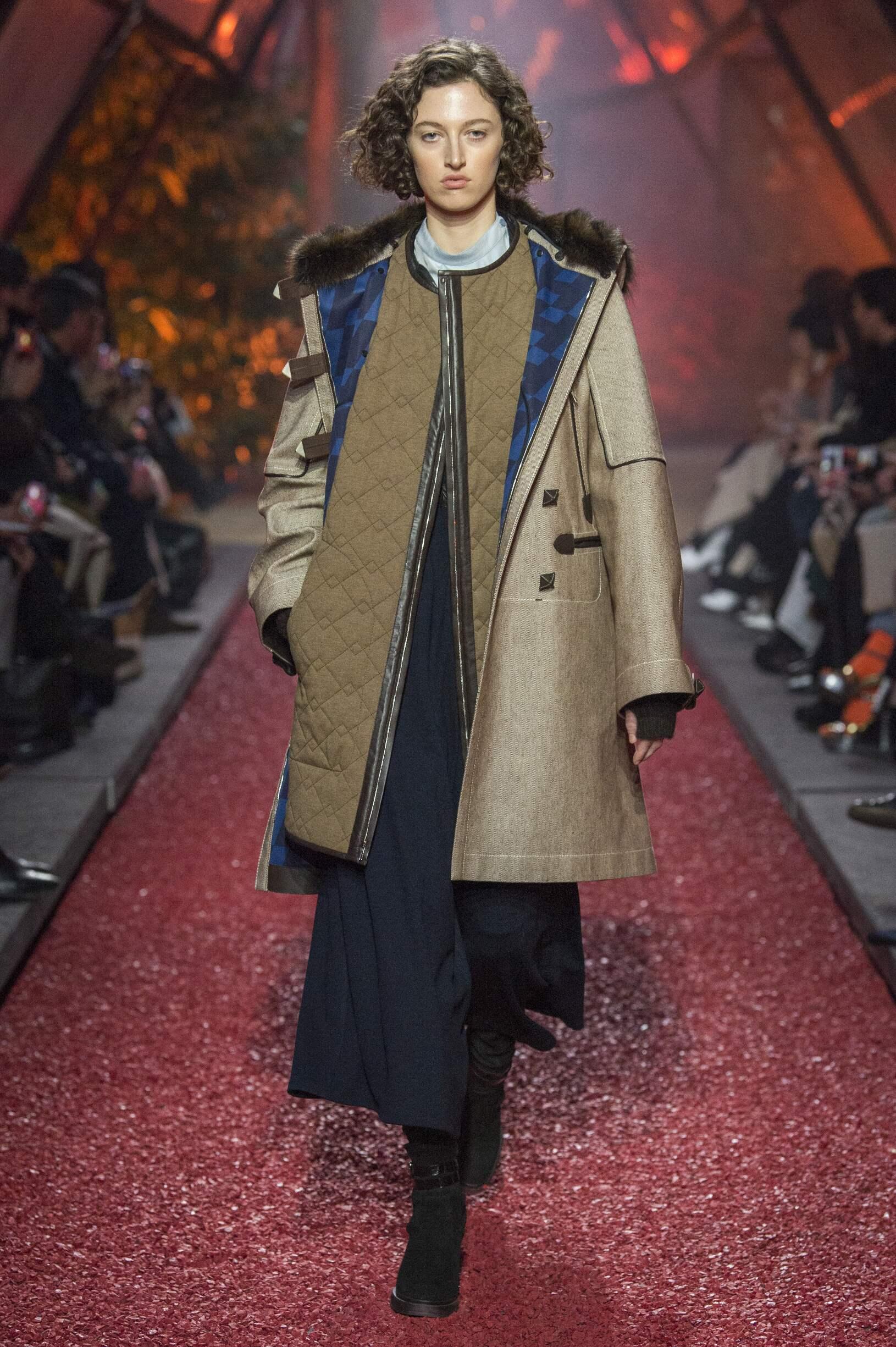 Womenswear FW Hermès 2018-19