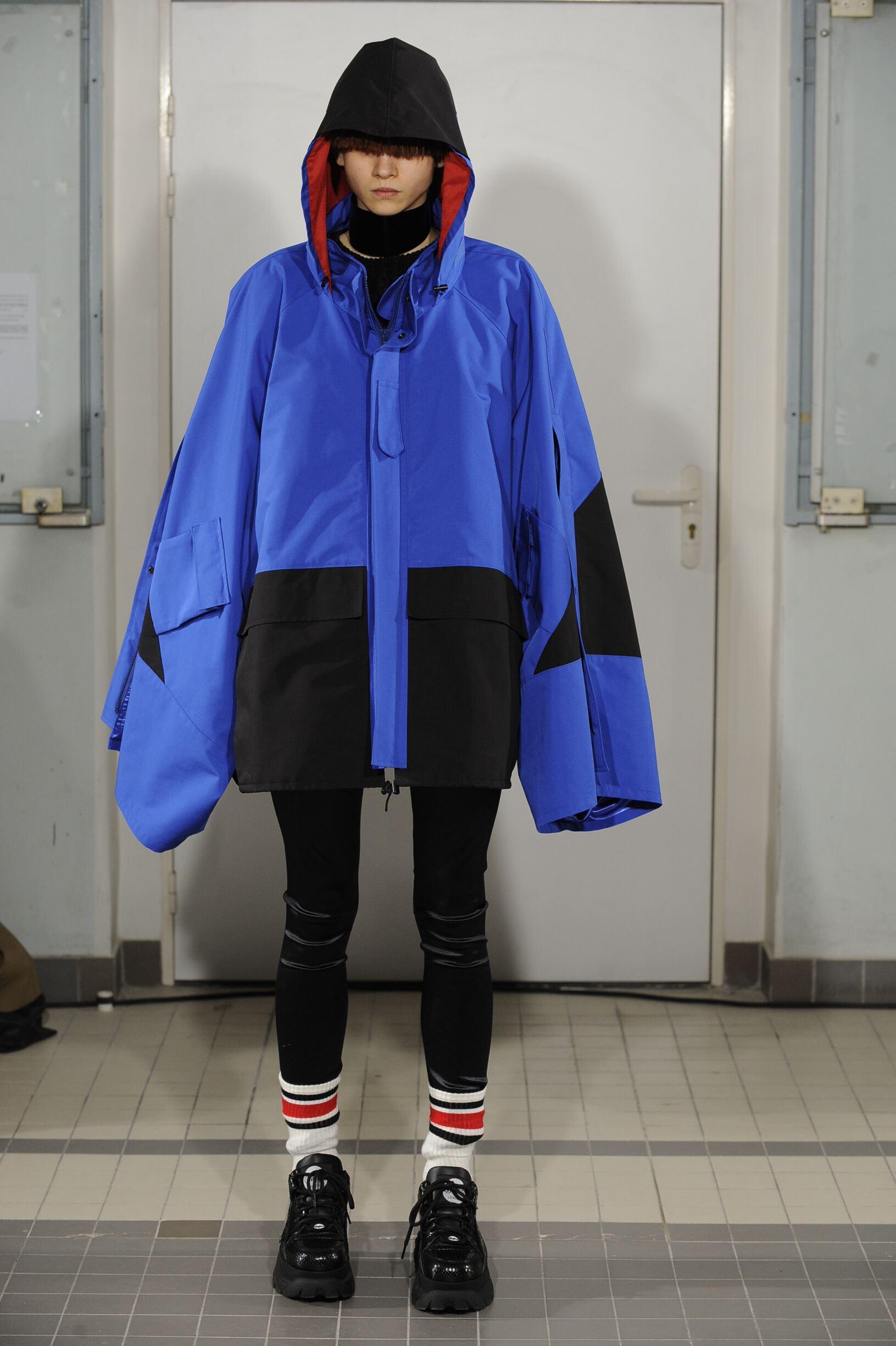 Womenswear FW Junya Watanabe 2018 19