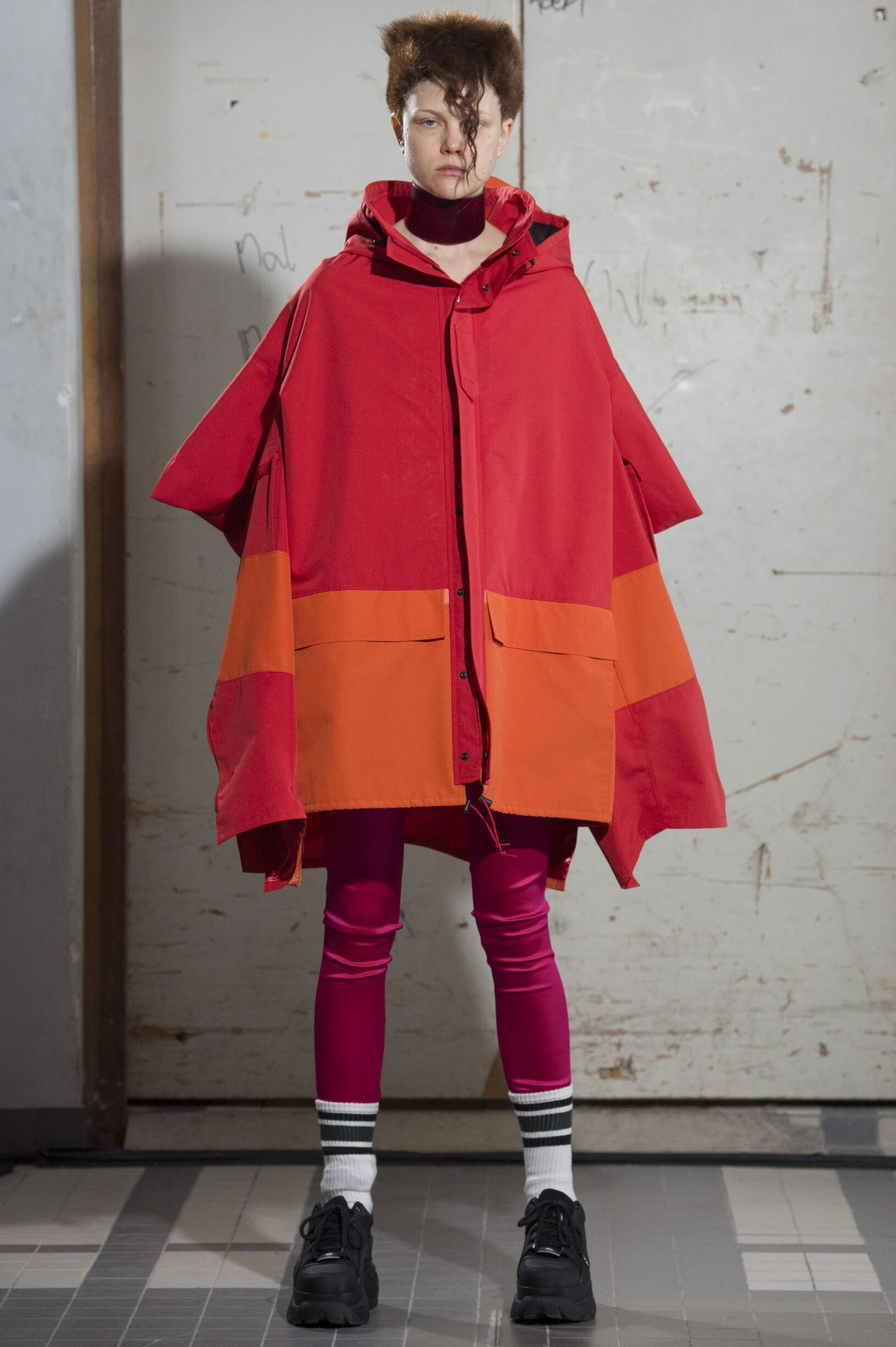 Womenswear FW Junya Watanabe 2018