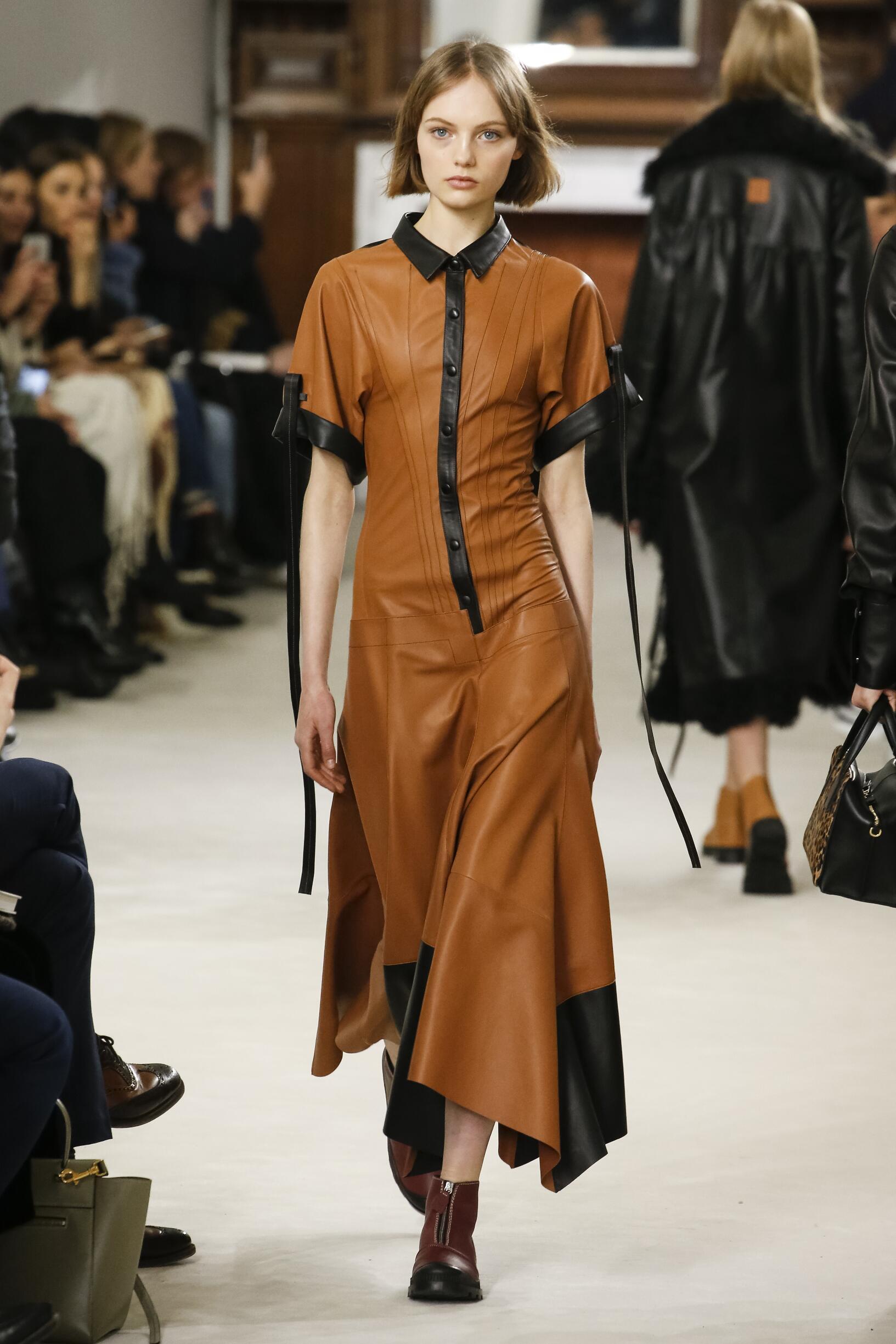 Womenswear FW Loewe 2018