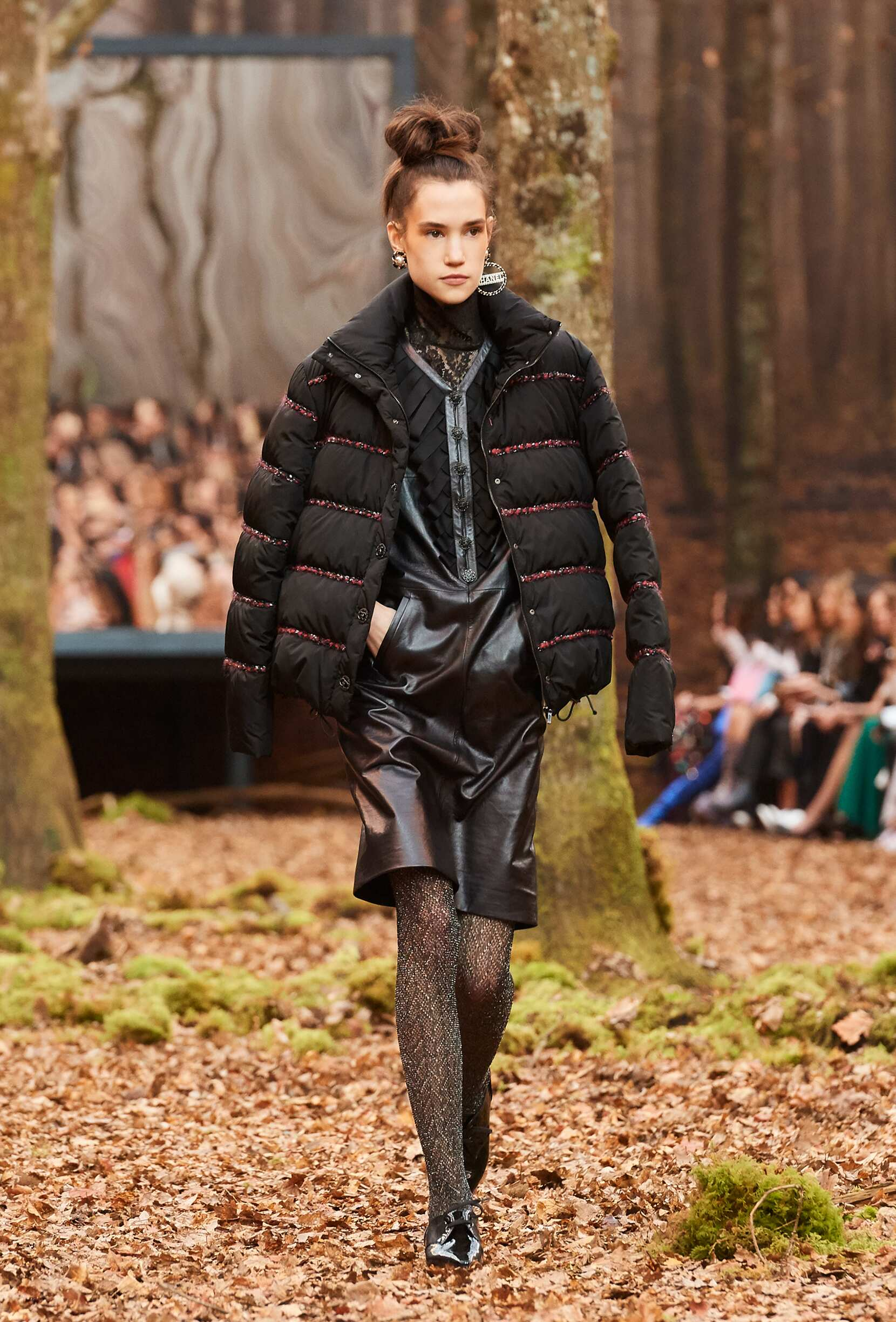 Womenswear Fall Winter Chanel 2018