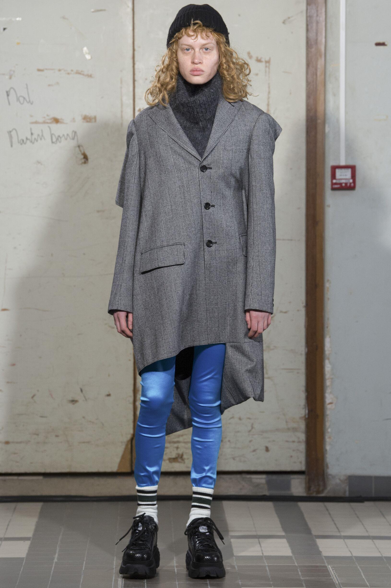 Womenswear Fashion Show Junya Watanabe
