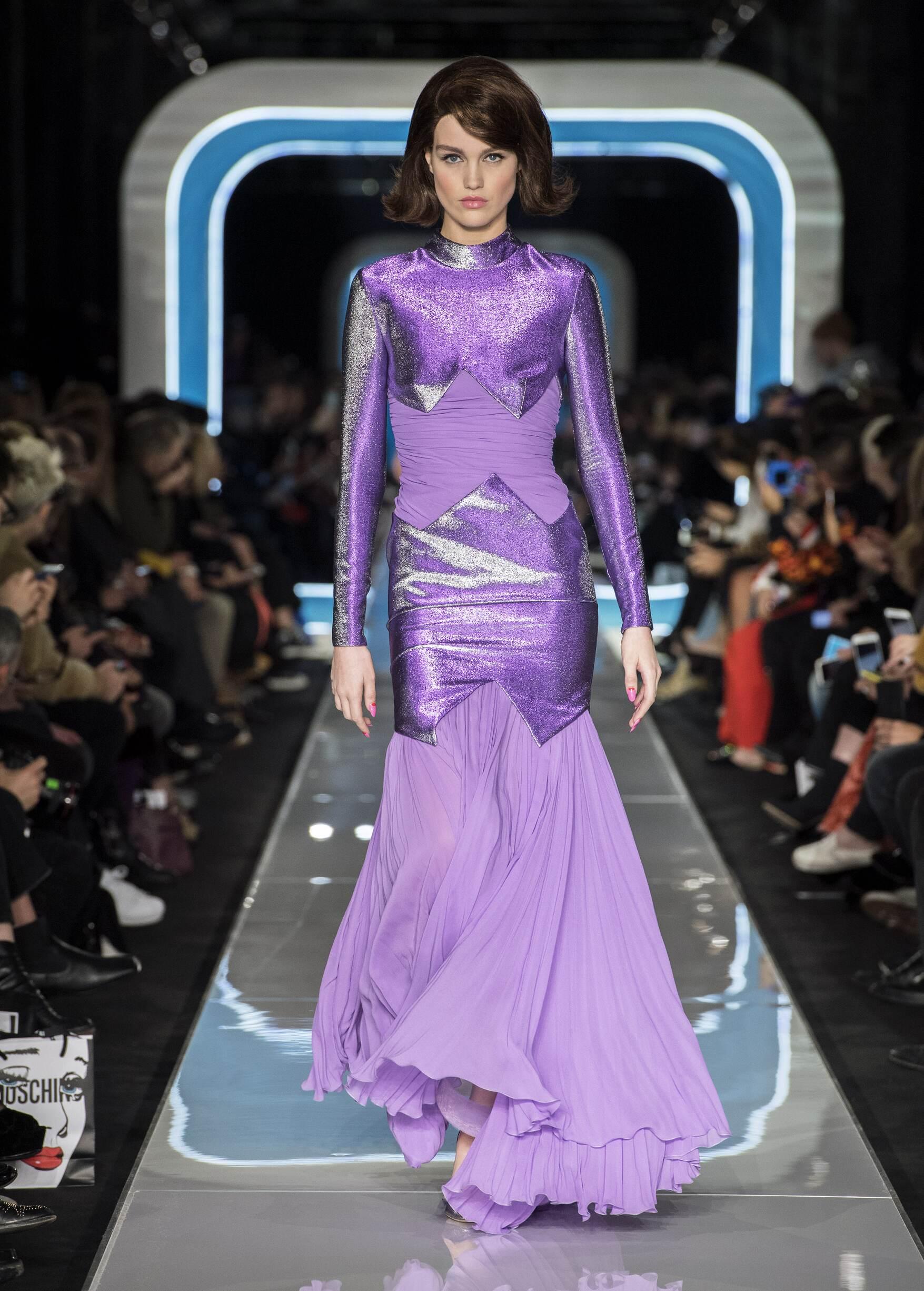 Womenswear Fashion Show Moschino