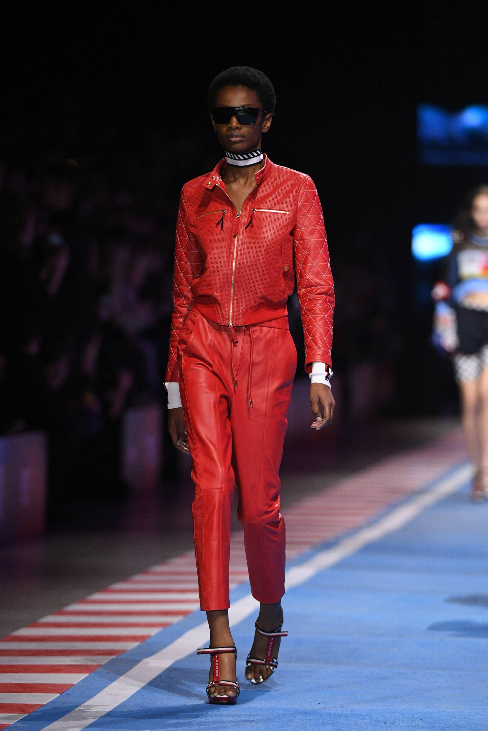 Womenswear Fashion Show Tommy Now Drive