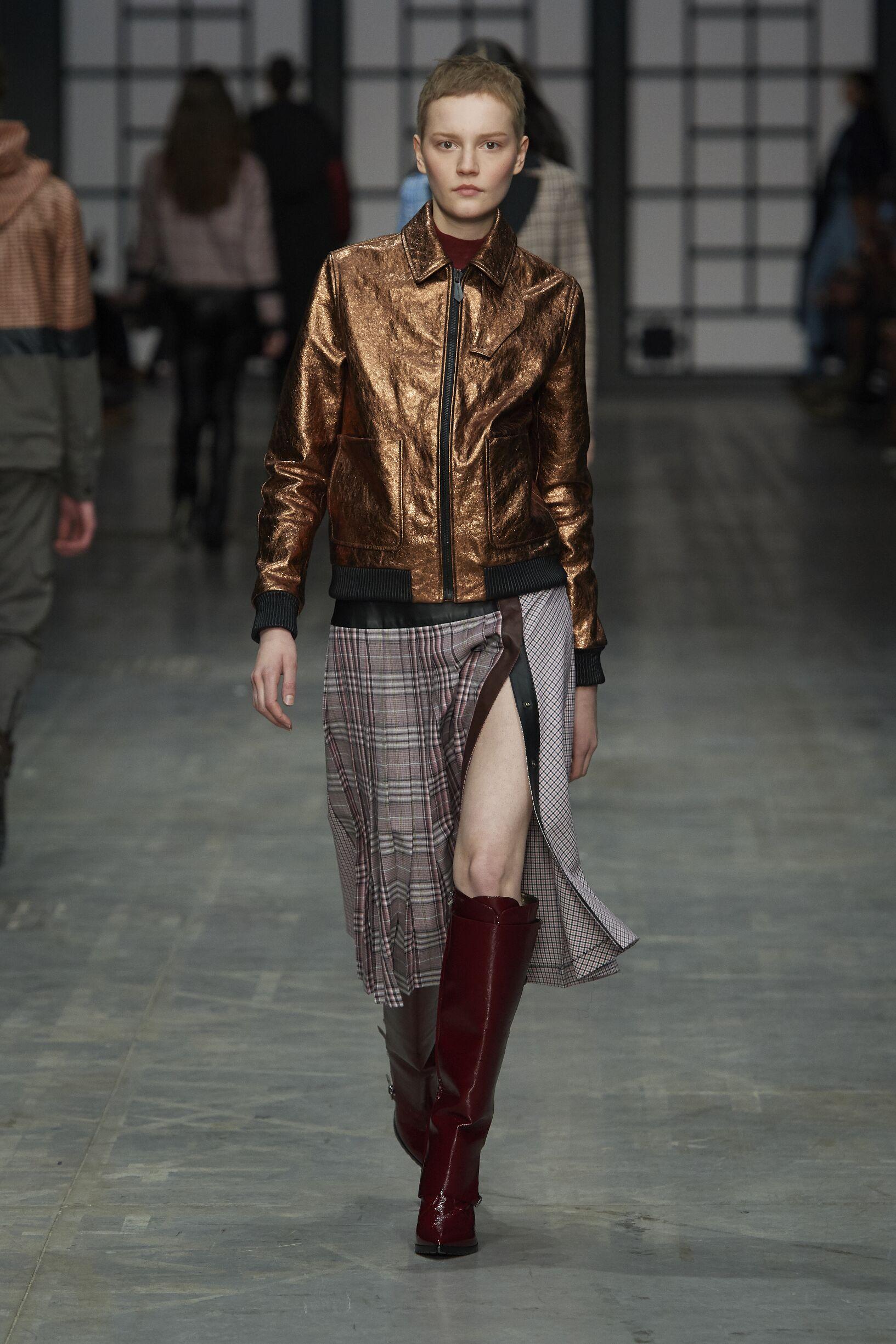 Womenswear Fashion Show Trussardi