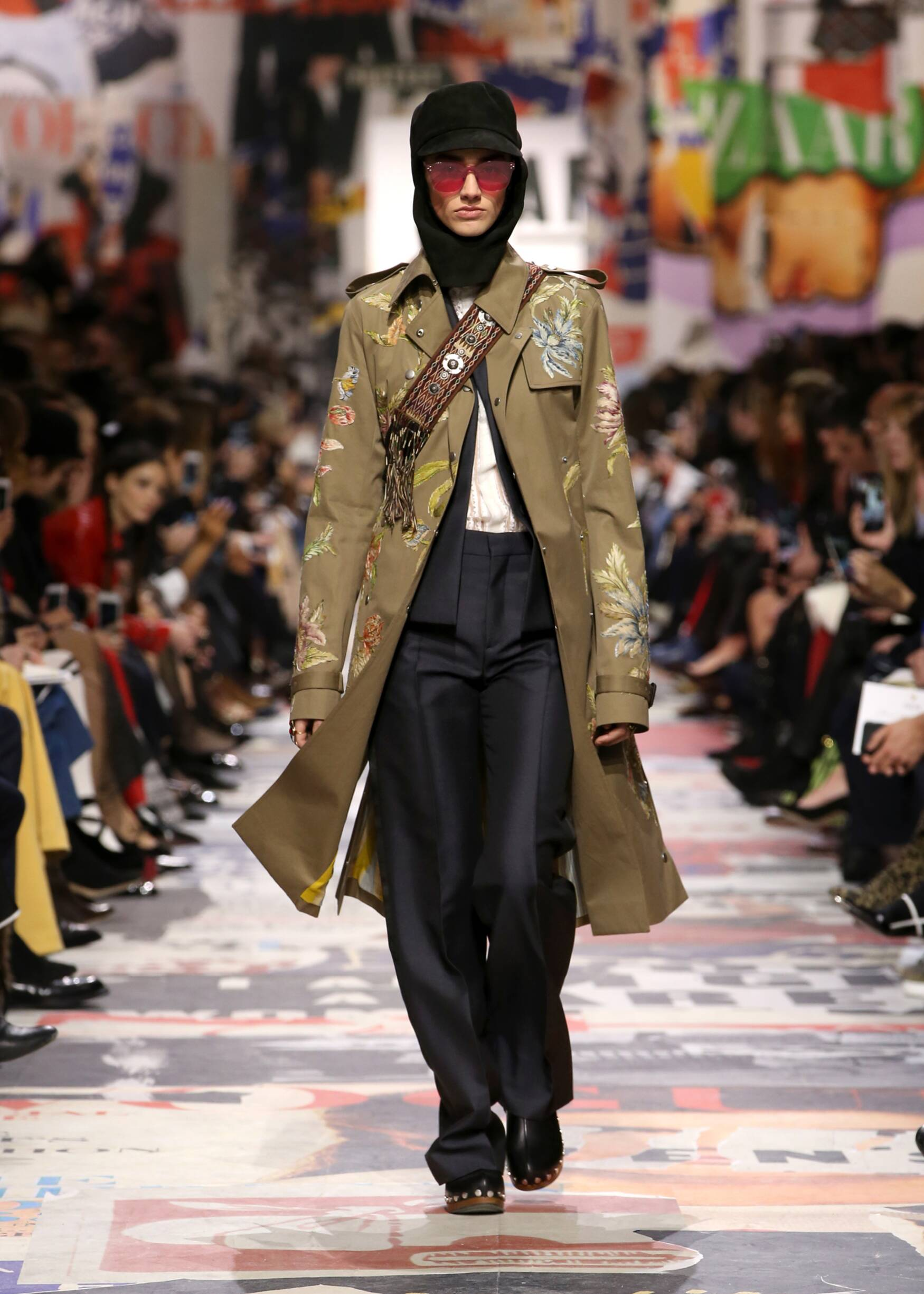 Womenswear Runway Fashion Show Dior