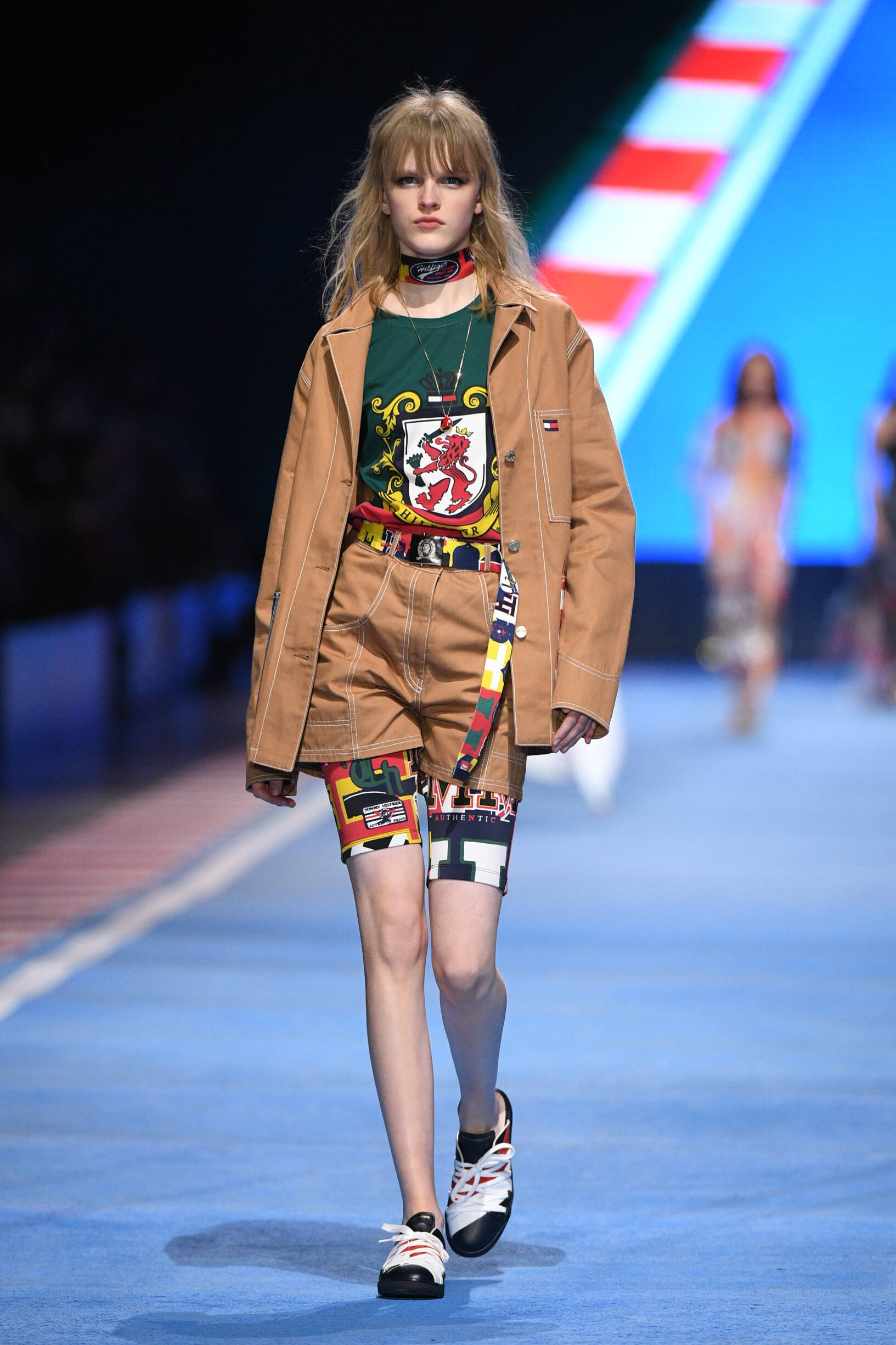 Womenswear Runway Fashion Show Tommy Now Drive