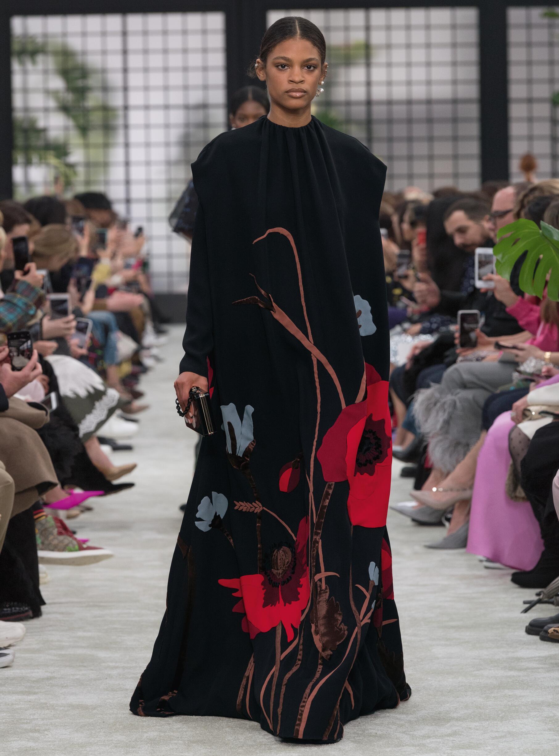 Womenswear Runway Fashion Show Valentino