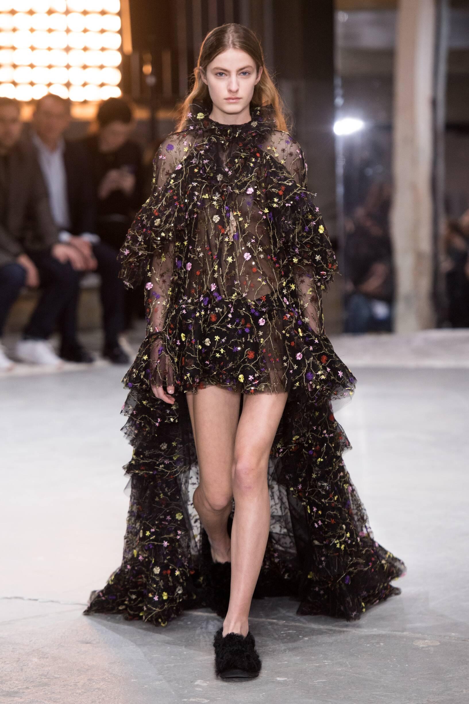 Womenswear Winter Giambattista Valli 2018