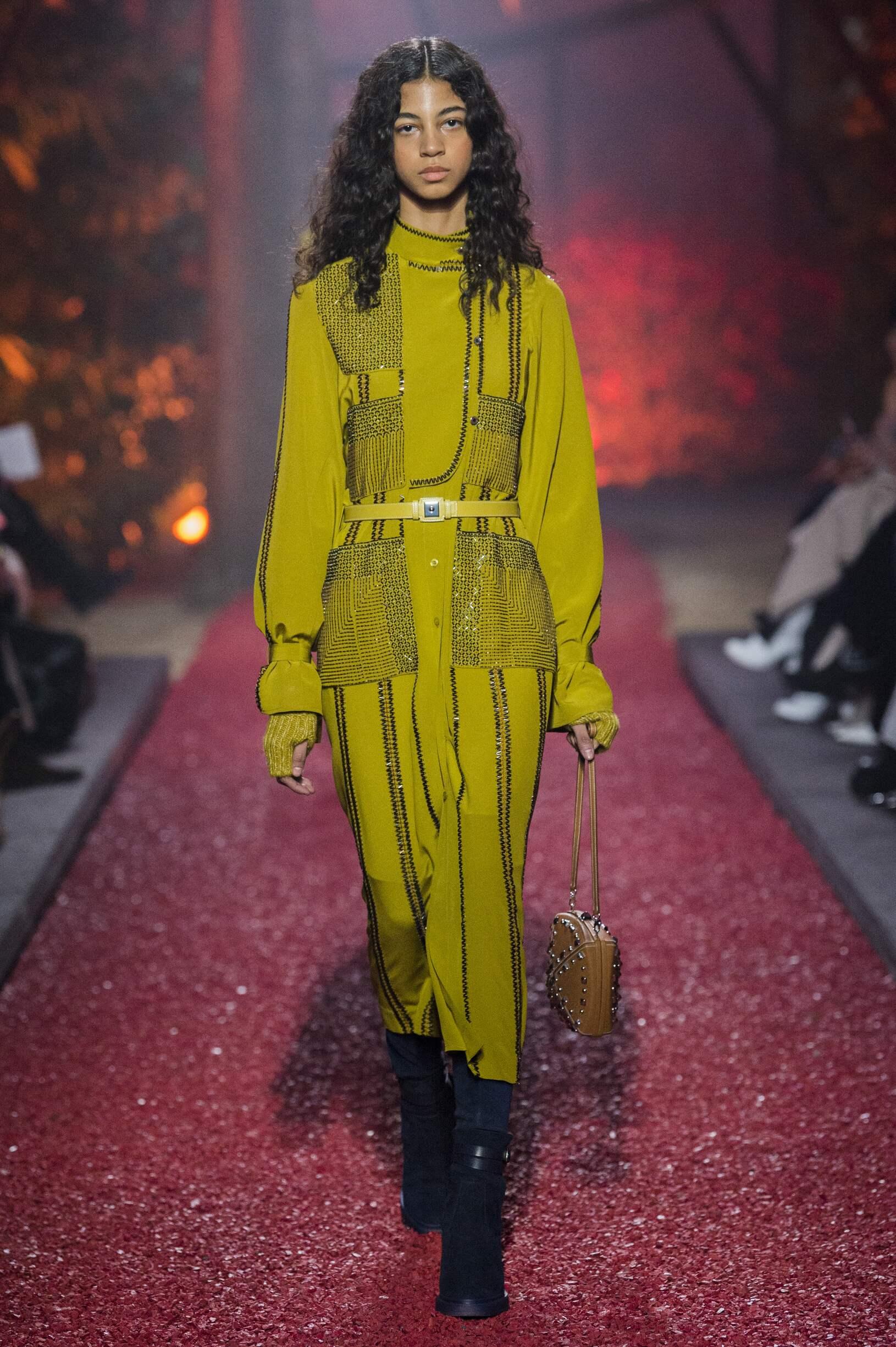 Womenswear Winter Hermès 2018
