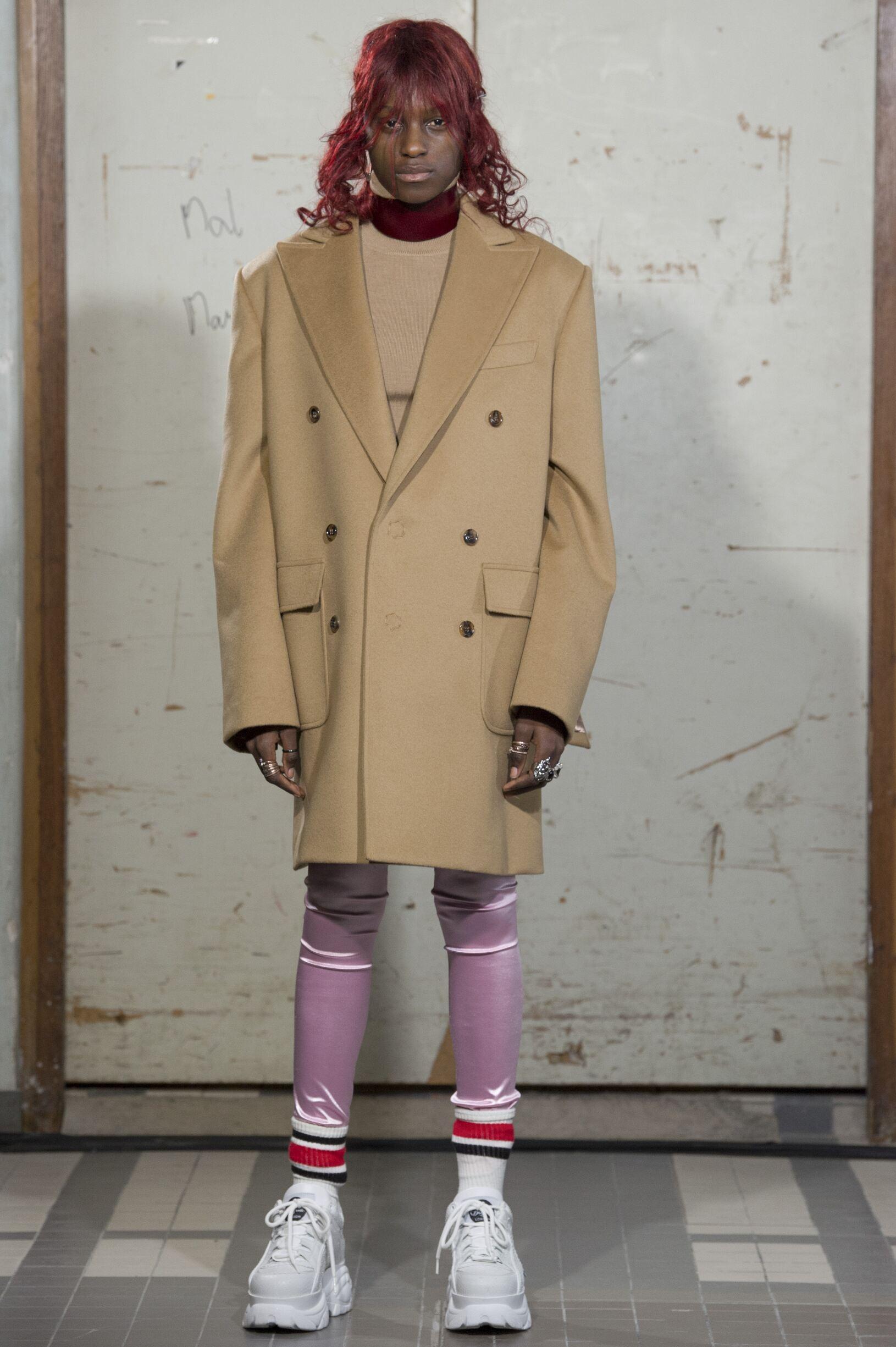 Womenswear Winter Junya Watanabe 2018