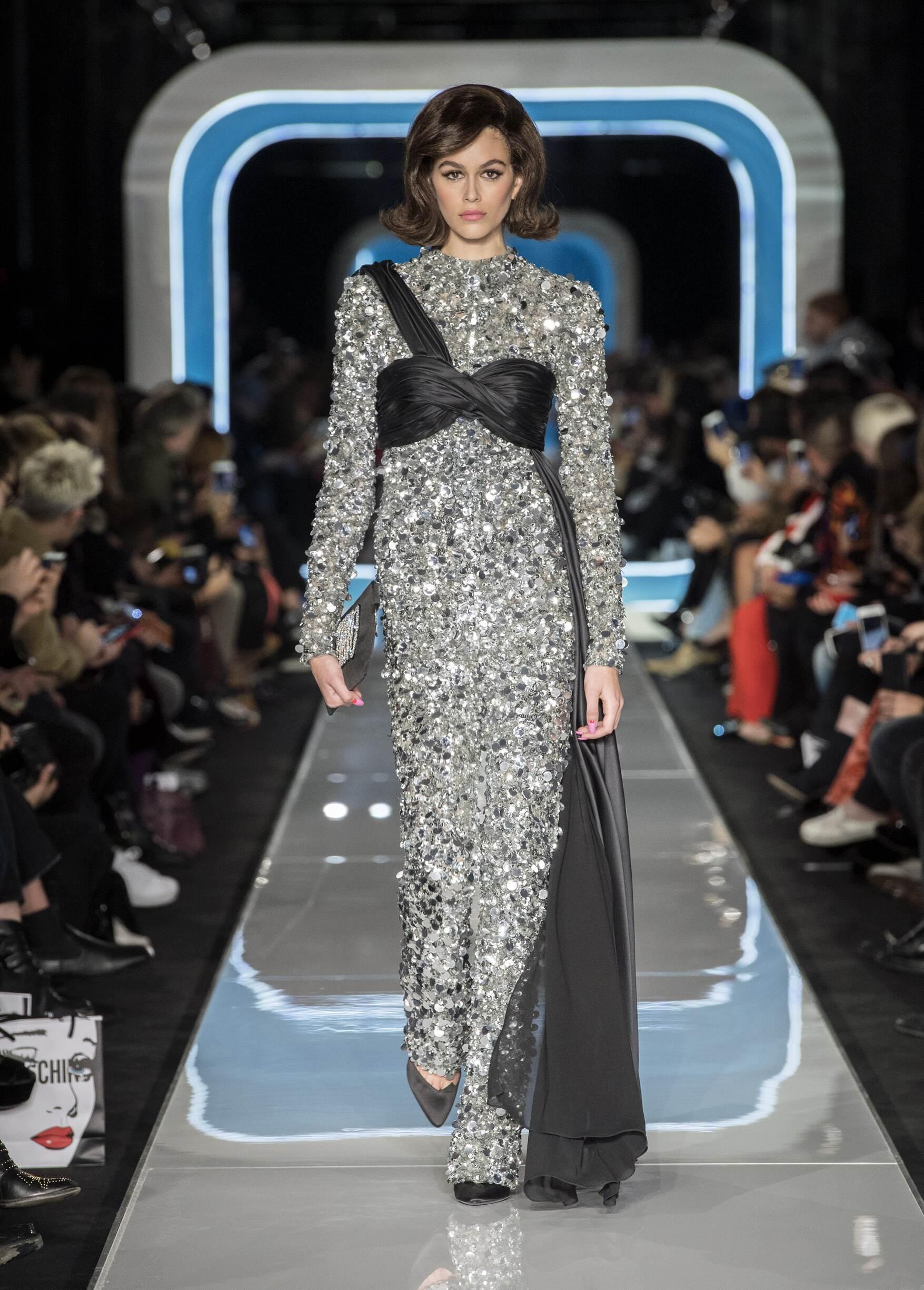 Womenswear Winter Moschino 2018