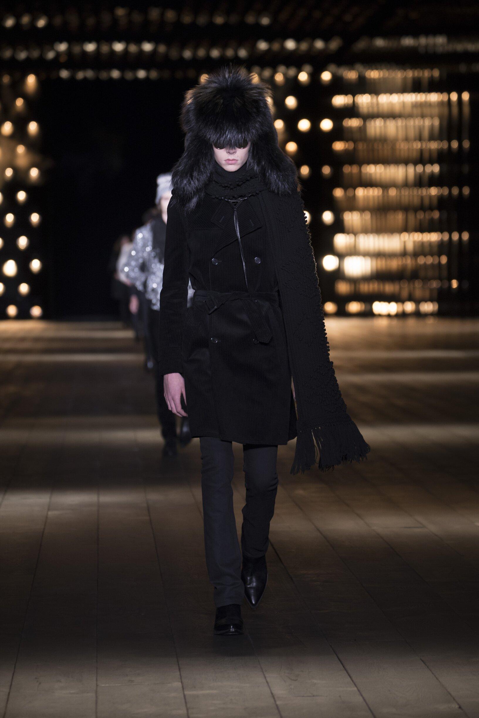 Womenswear Winter Saint Laurent 2018