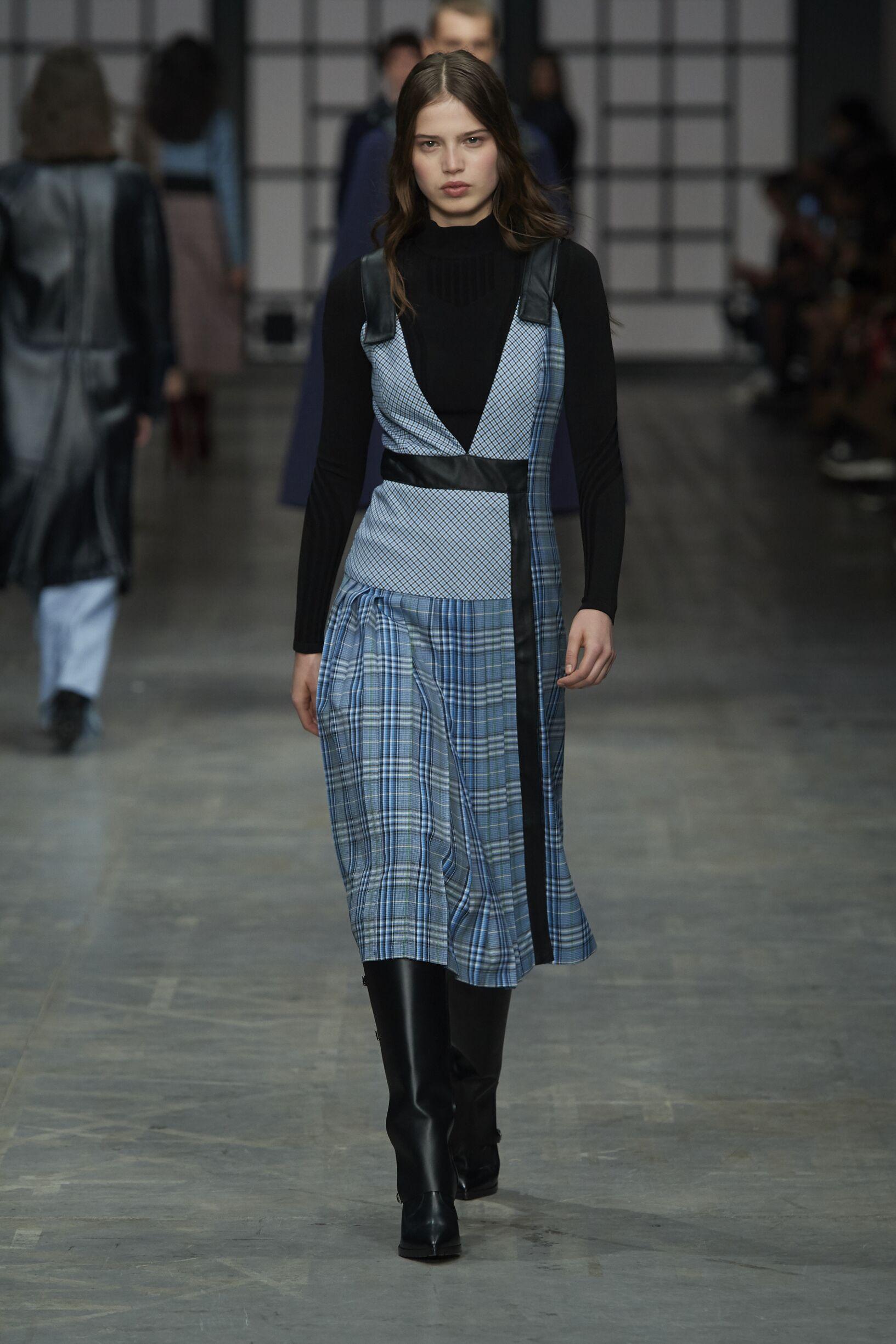 Womenswear Winter Trussardi 2018