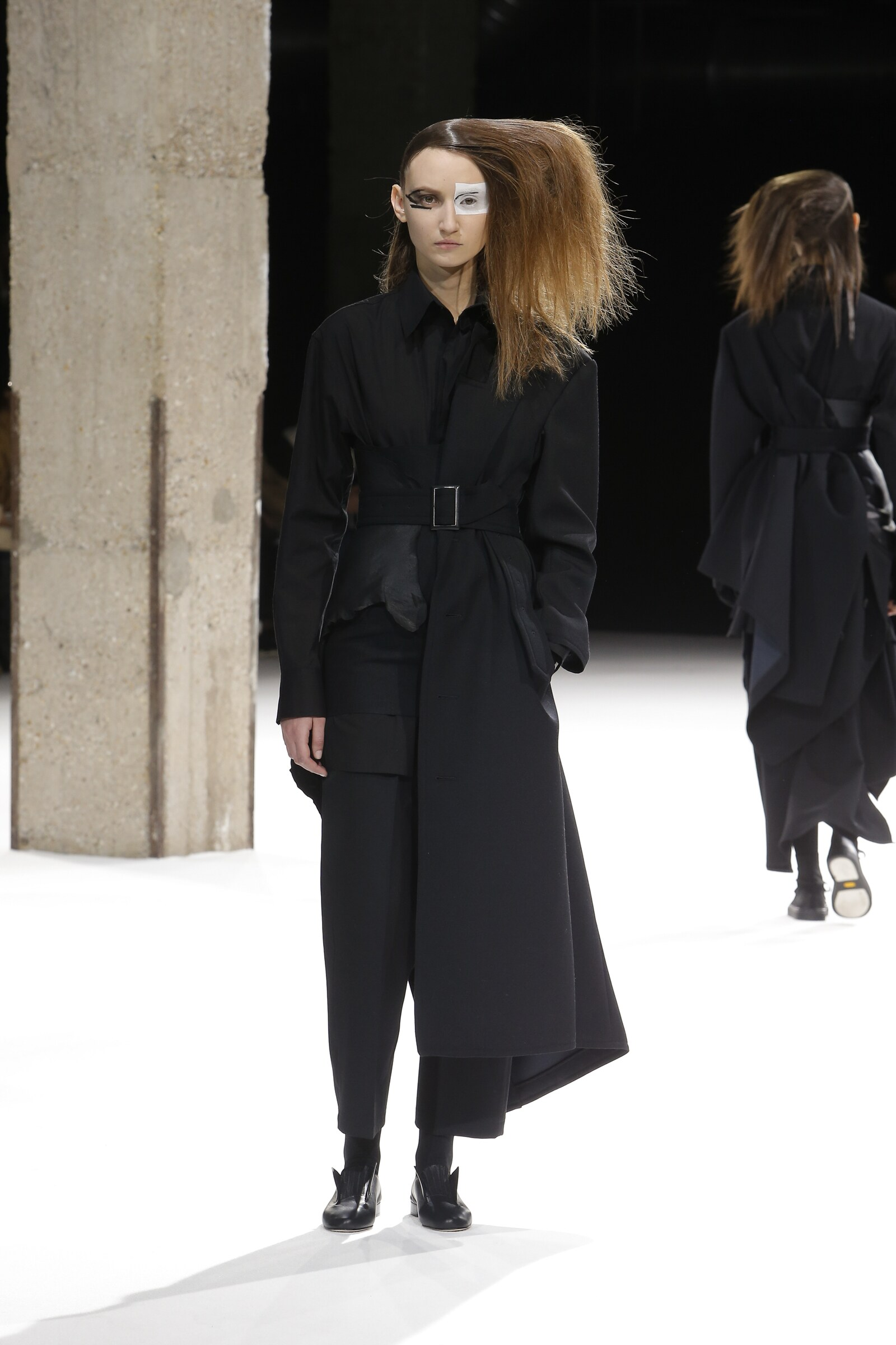 Yohji Yamamoto Paris Fashion Week Womenswear